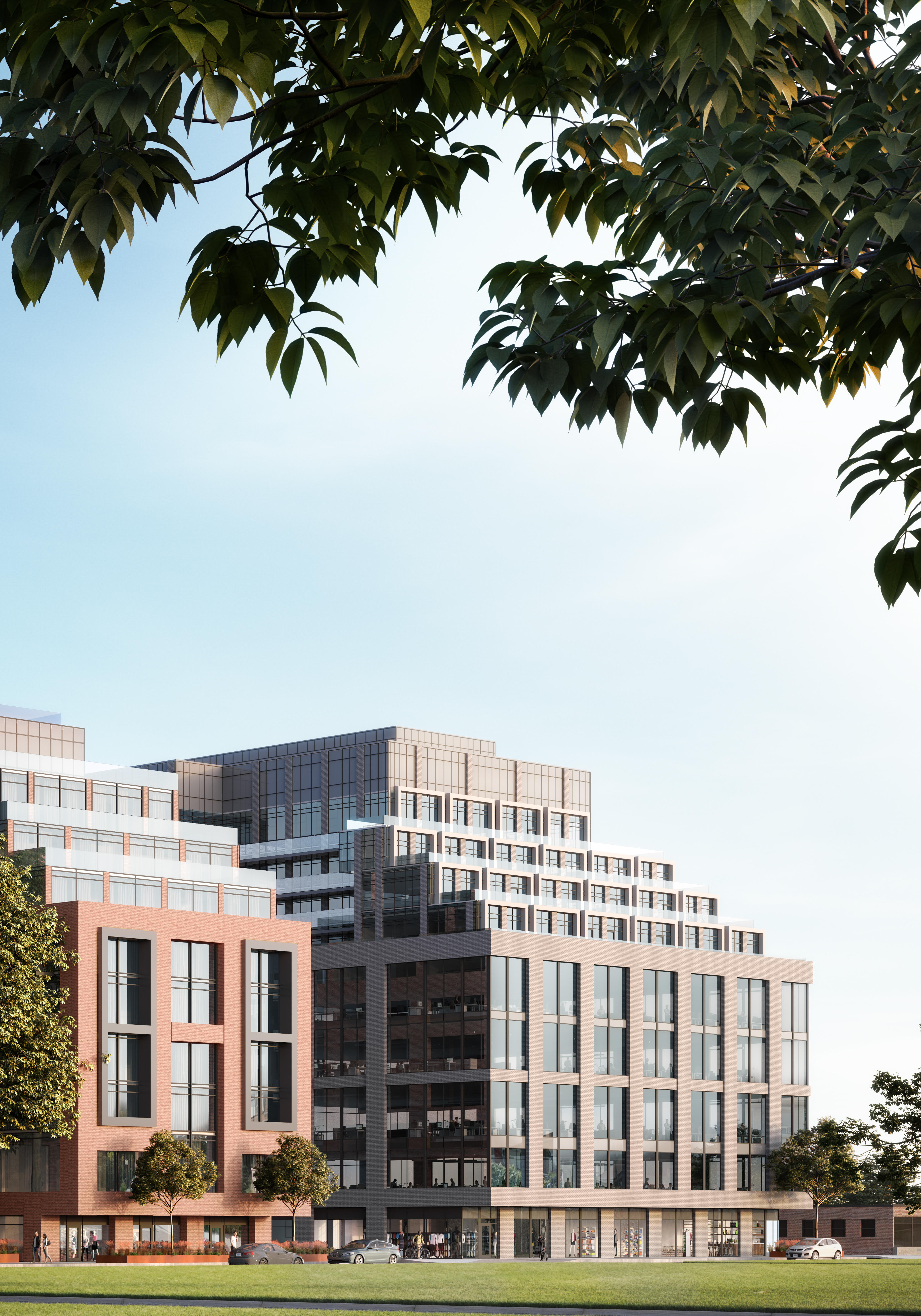 Factory 6, a new residential and high-tech manufacturing center being built in Toronto, is part of a city-supported drive to support local hardware startups.