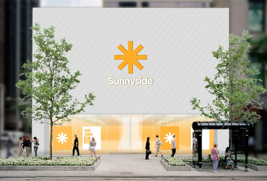 Cresco Labs released a rendering of a Sunnyside dispensary when the company unveiled plans for its new brand on Monday.