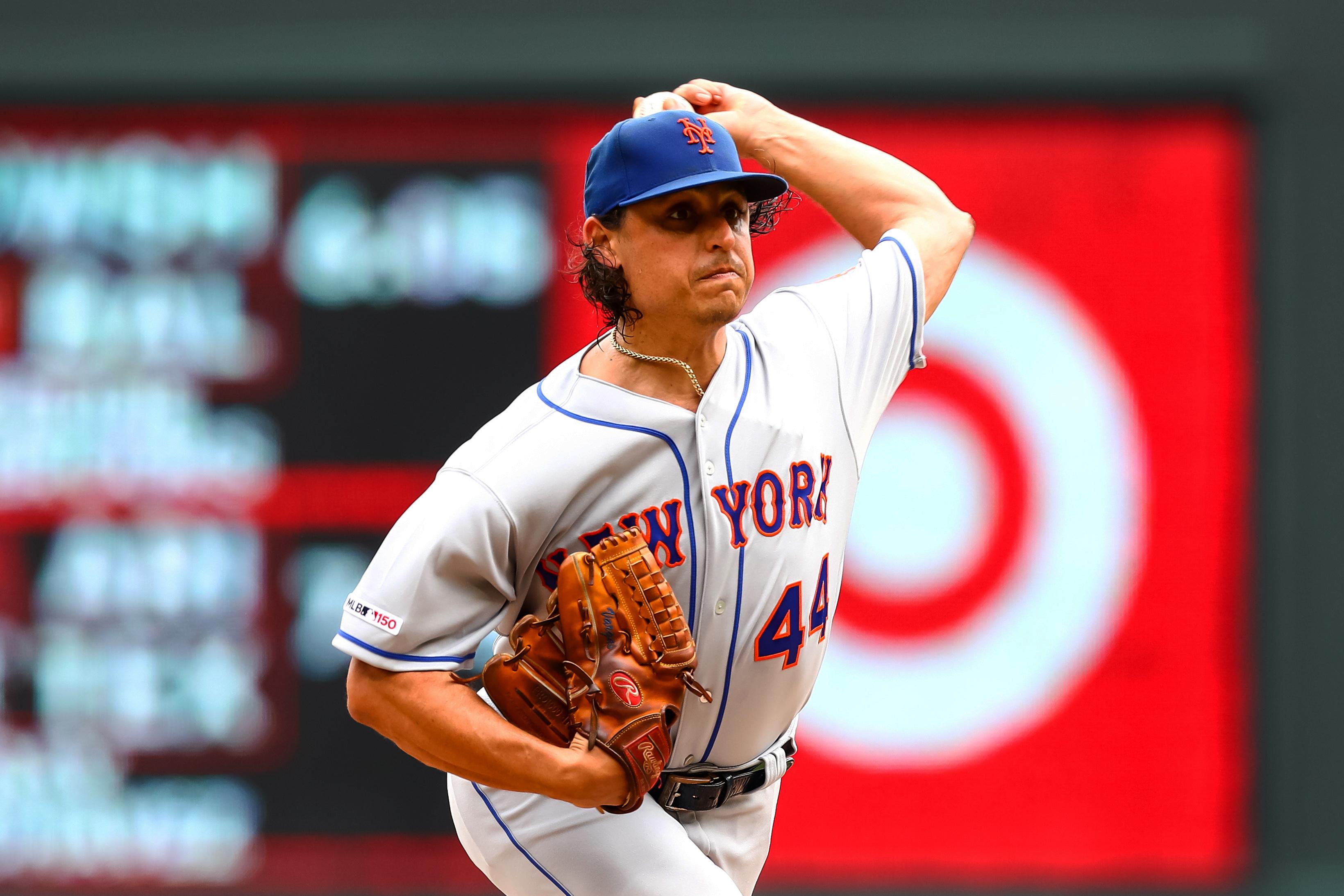 MLB: New York Mets at Minnesota Twins
