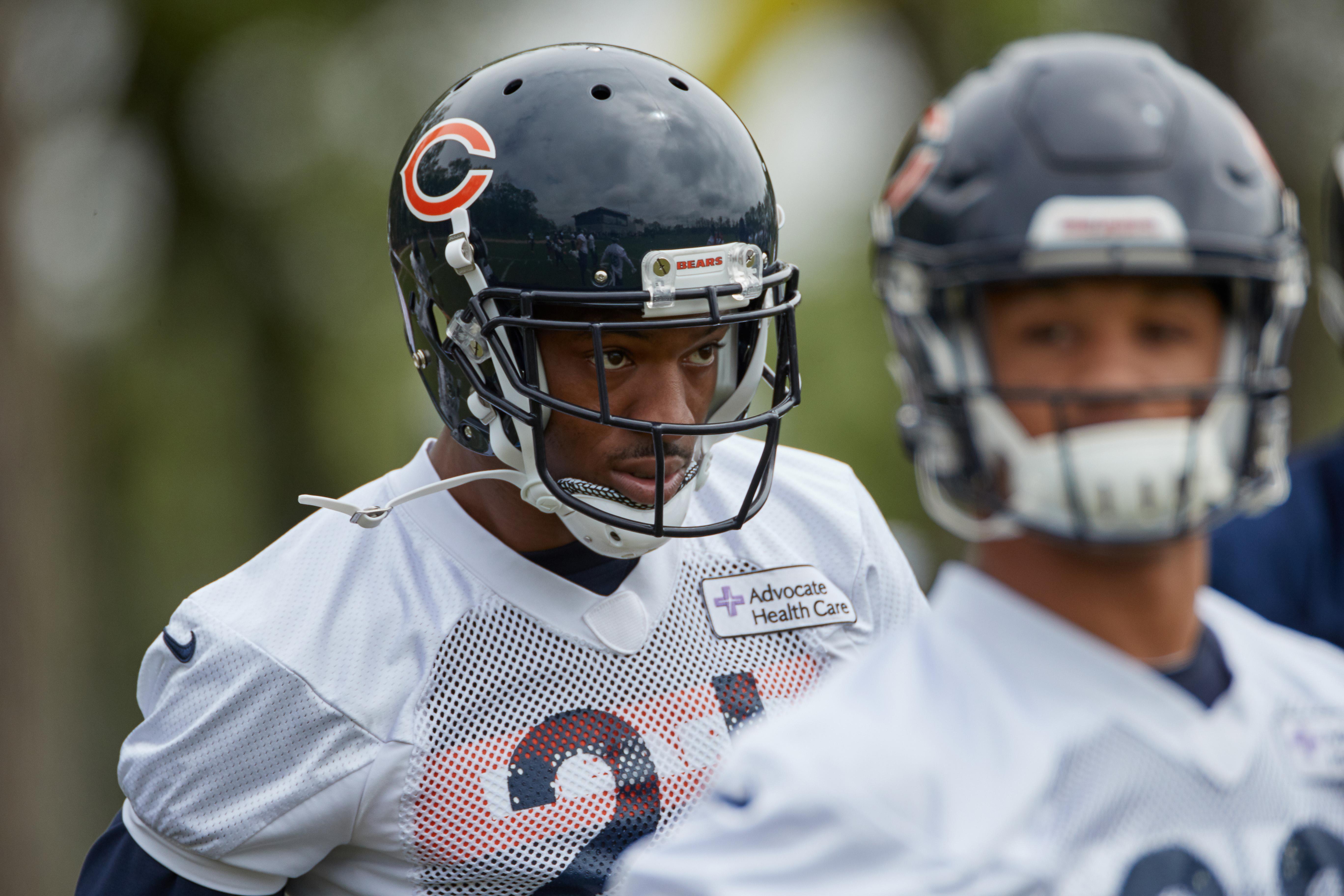 NFL: MAY 29 Chicago Bears OTA