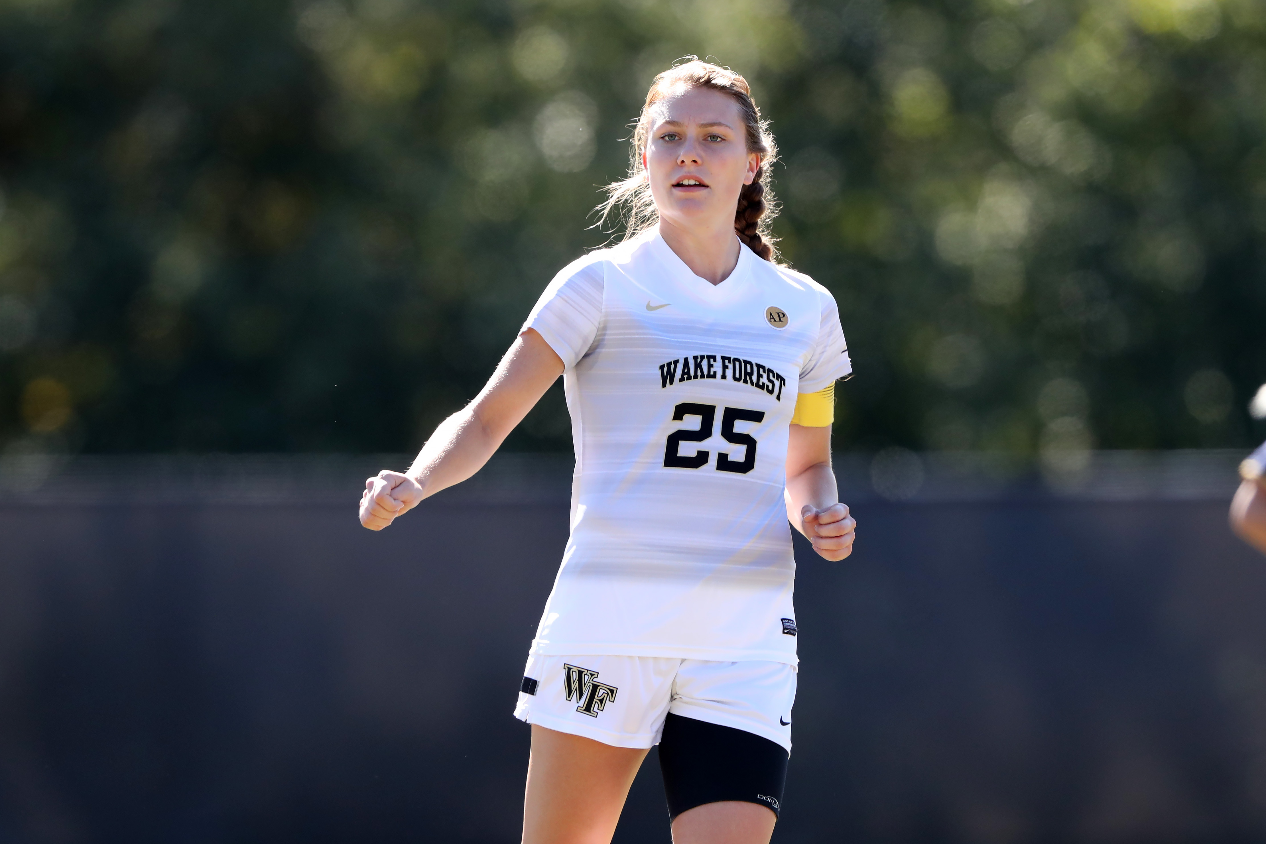 Former NC Courage defender Ally Haran signed by the Houston