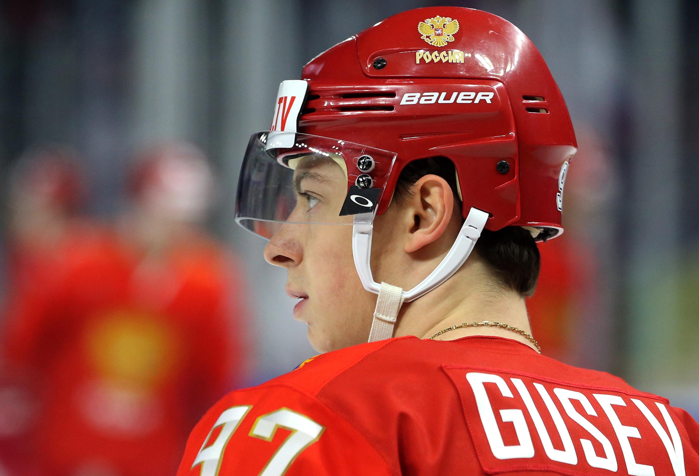 2018 IIHF Ice Hockey World Championship: Russia vs Switzerland