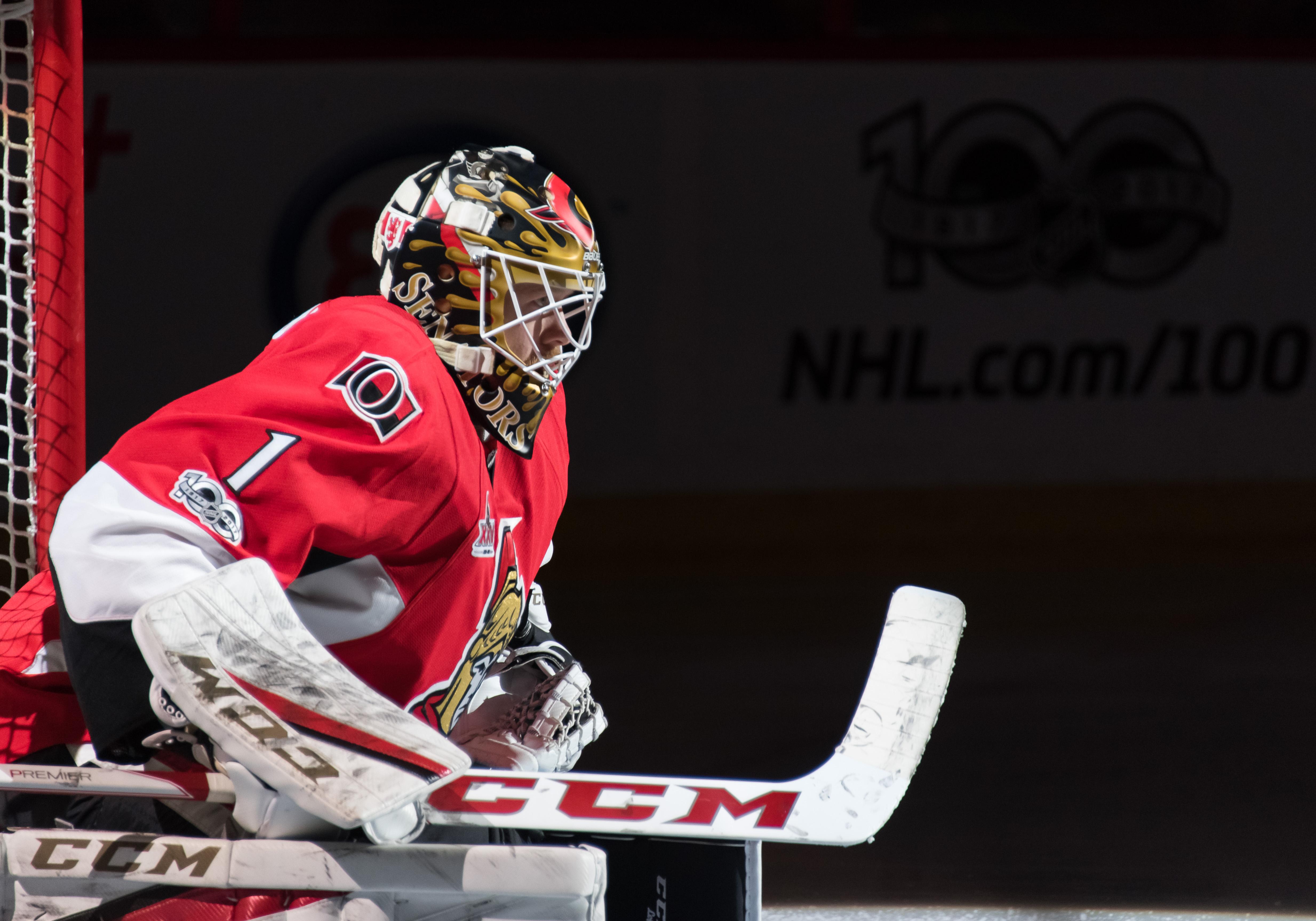 NHL: MAR 14 Lightning at Senators