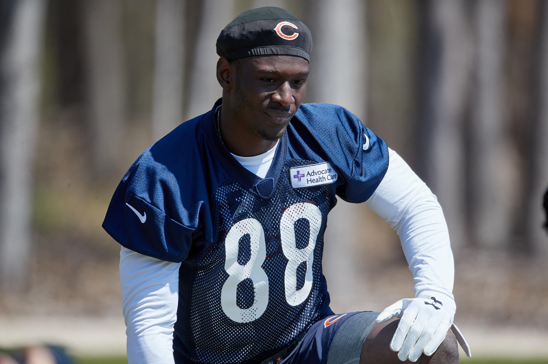 NFL: MAY 05 Bears Rookie Mini-Camp