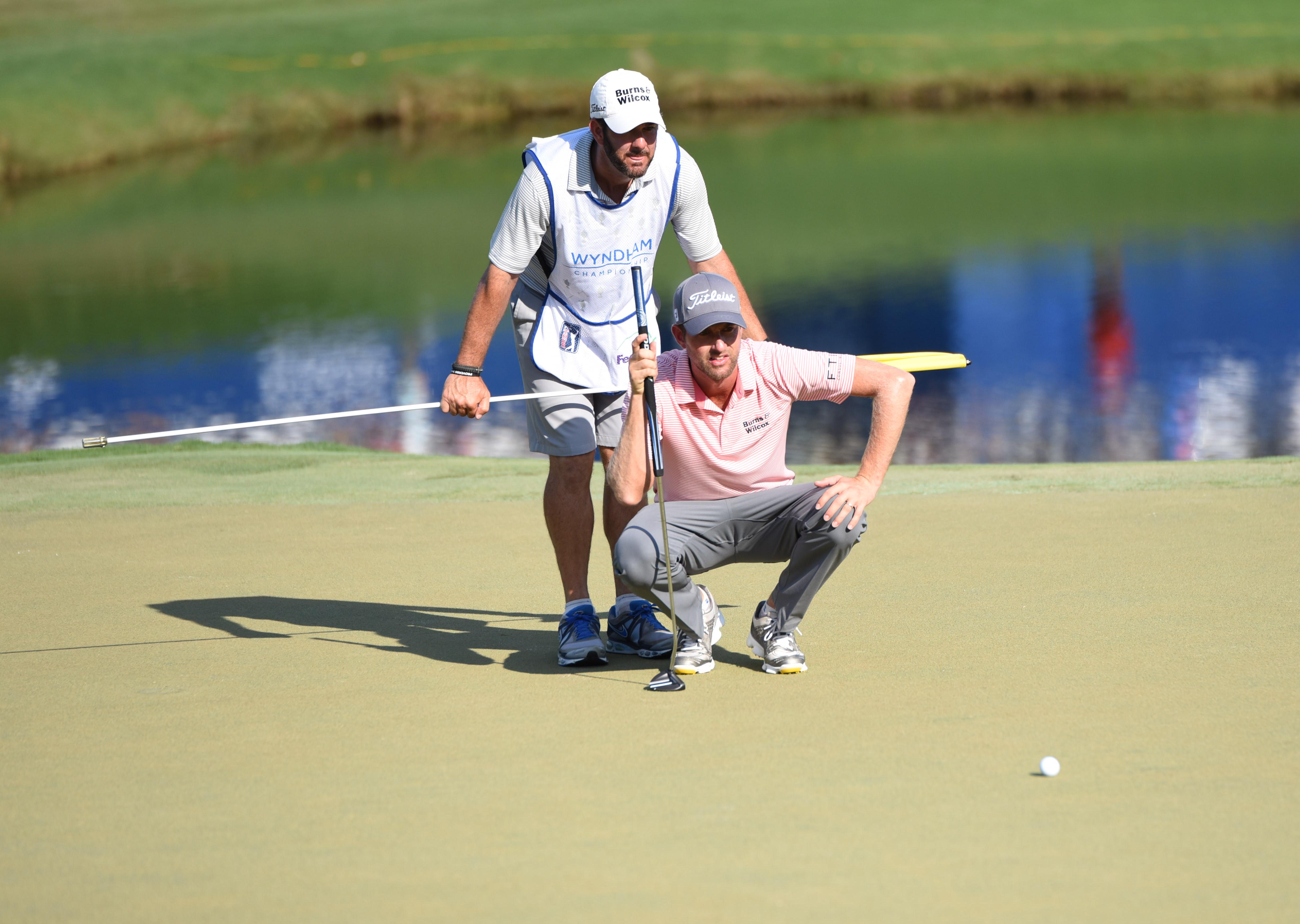 GOLF: AUG 19 PGA - Wyndham Championship - Third Round