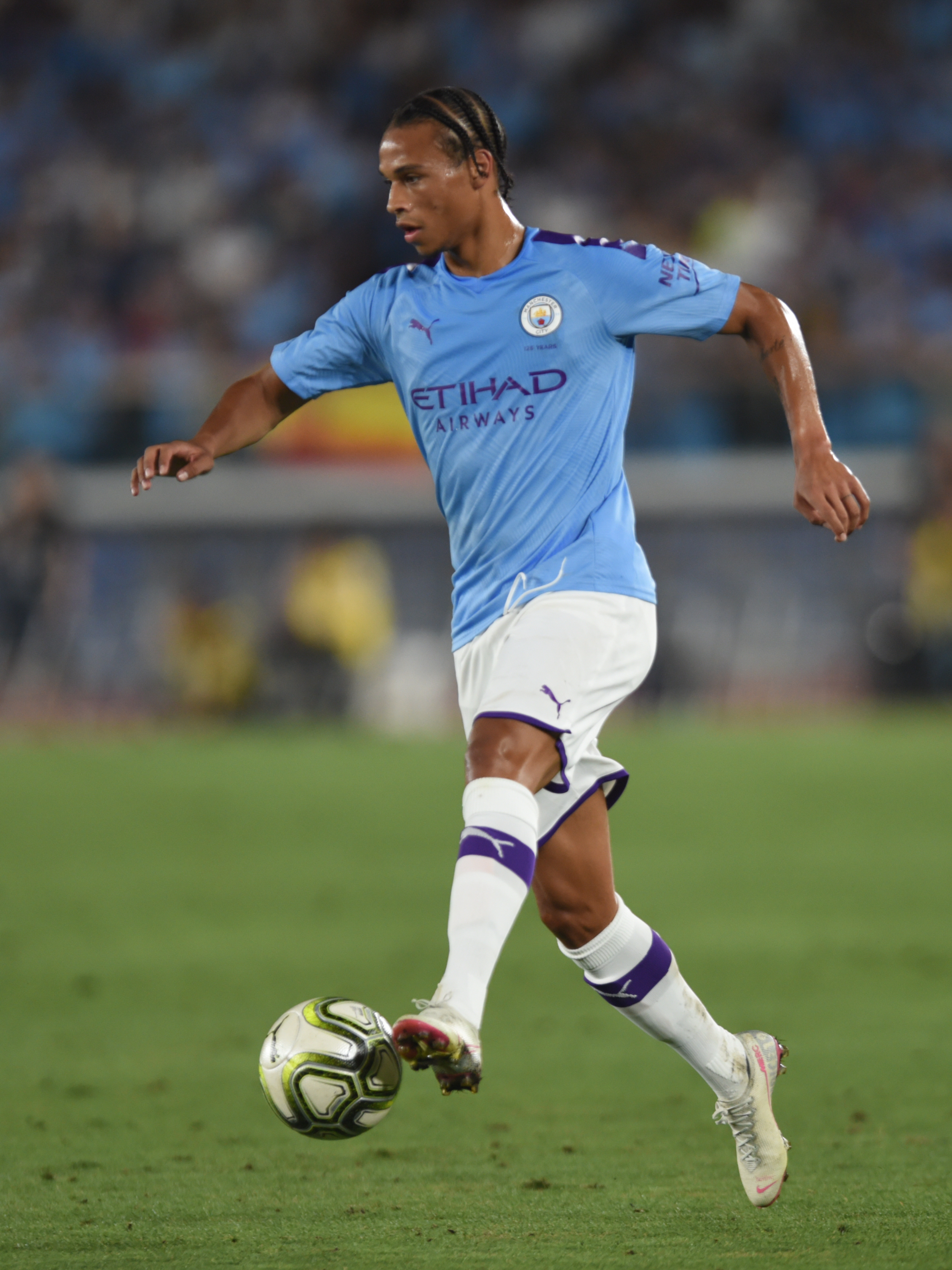 Yokohama F.Marinos v Manchester City - Preseason Friendly