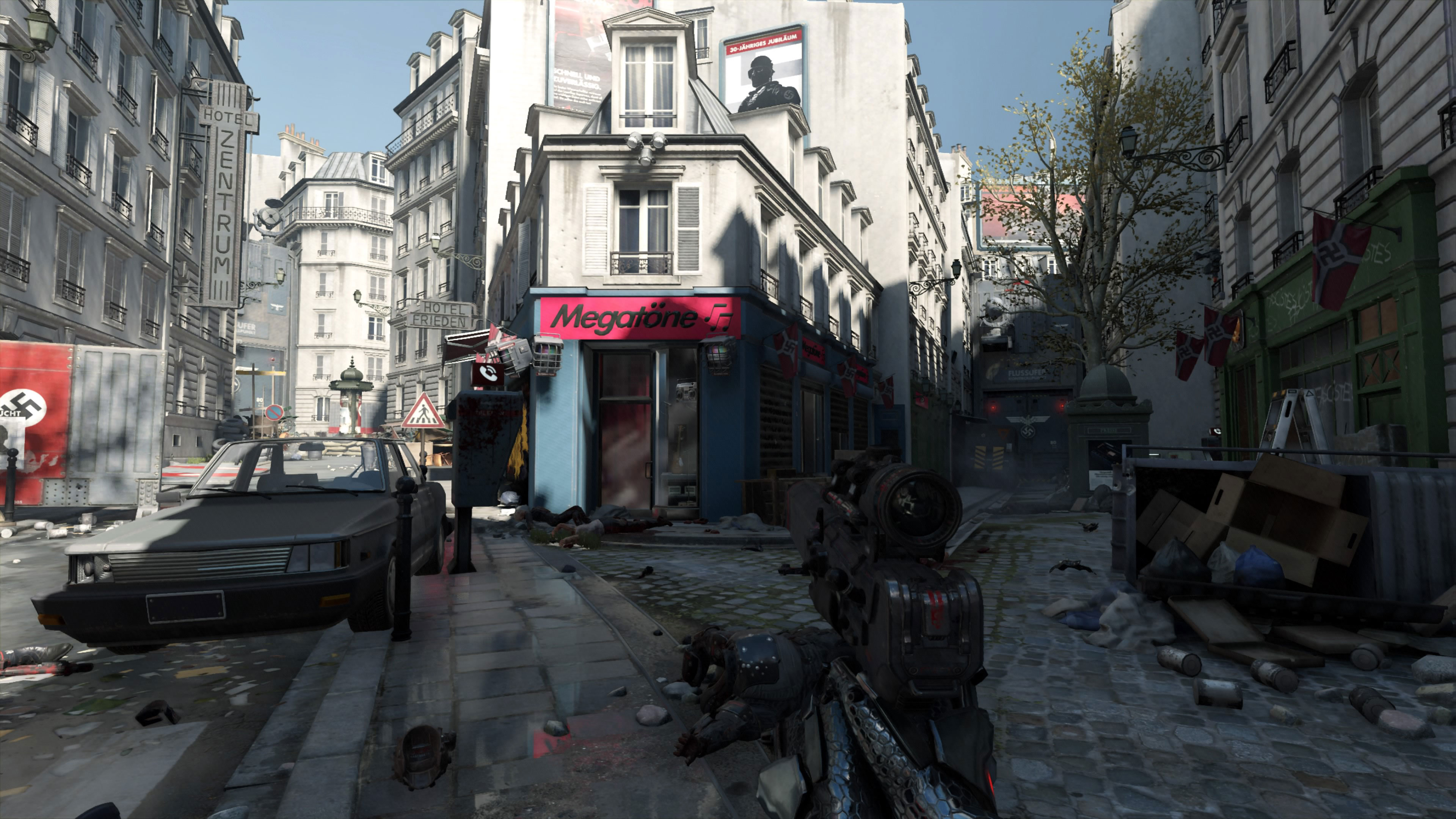 Wolfenstein: Youngblood Riverside collectibles location and maps guide