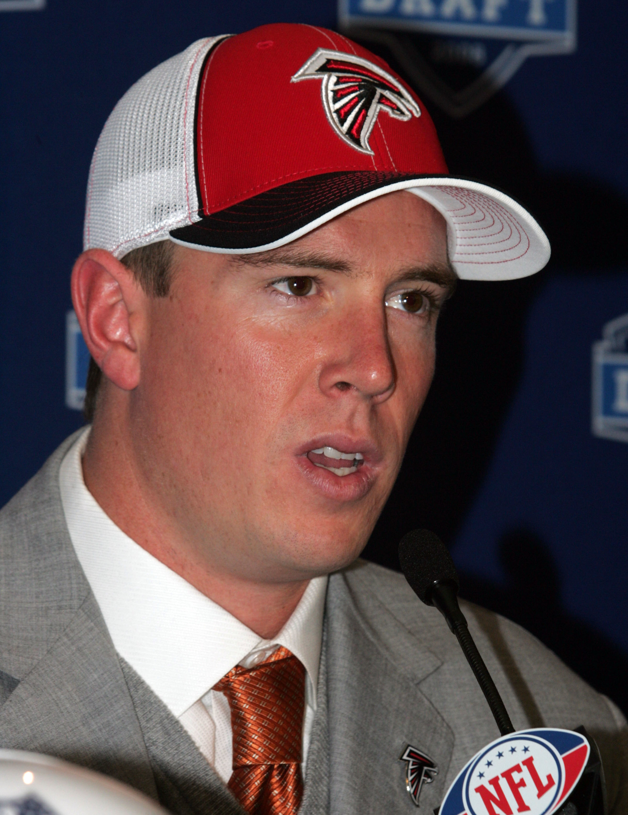 Football - NFL Draft 2008