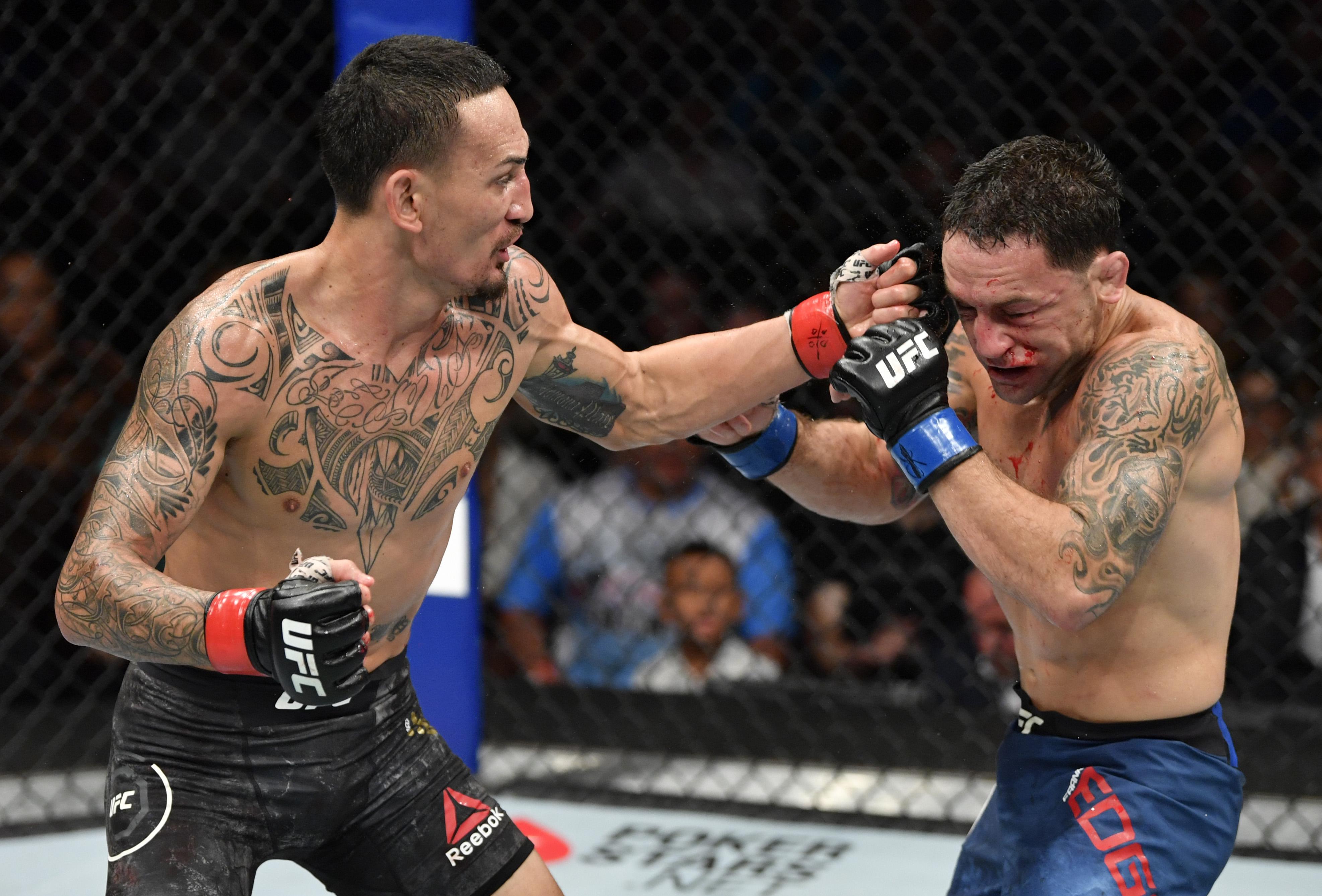UFC 240: Holloway v Edgar