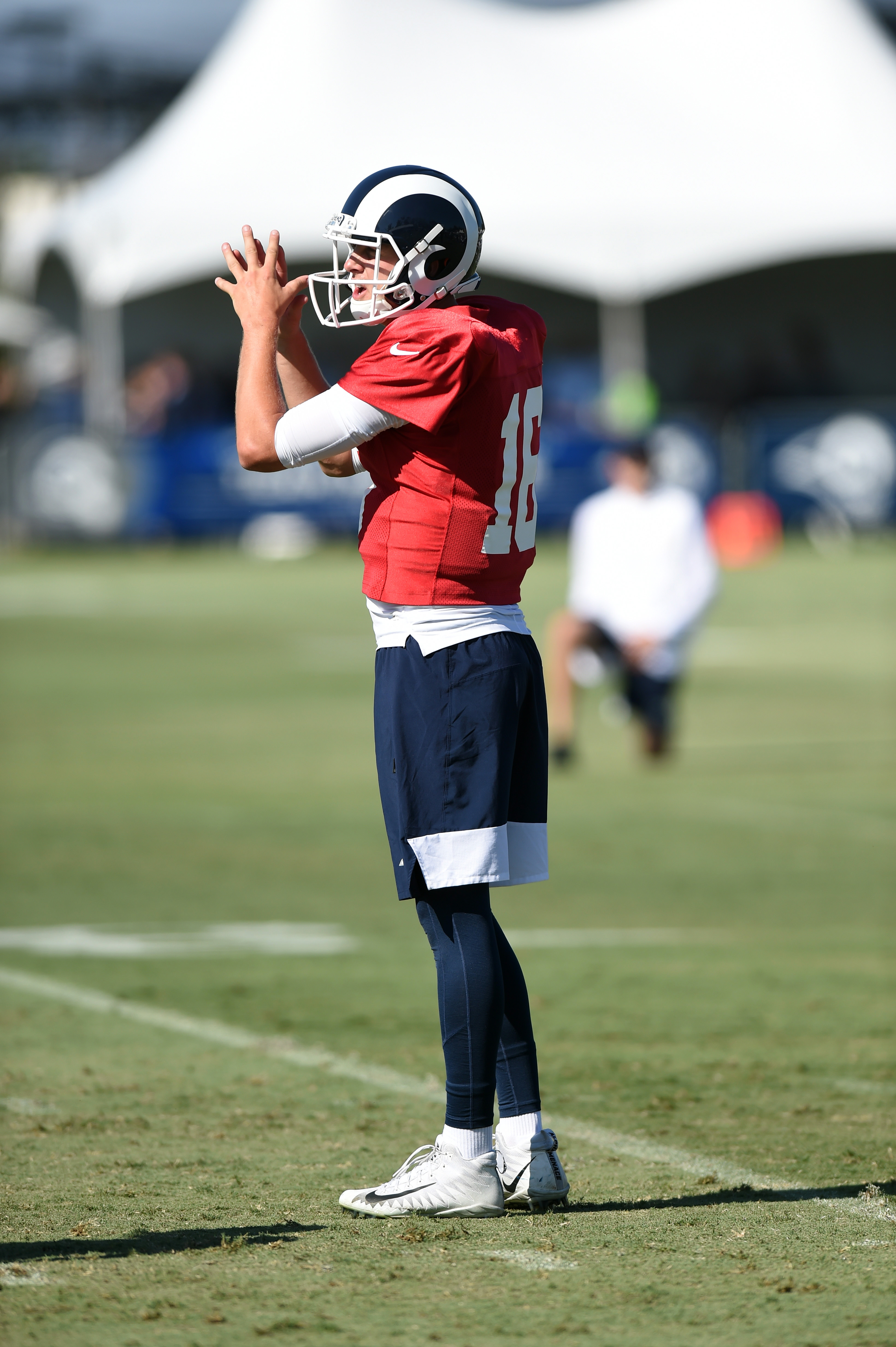NFL: JUL 29 Rams Training Camp