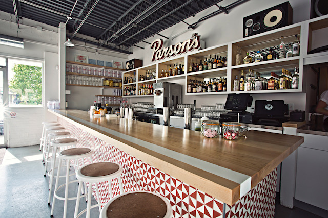 Parson's Chicken & Fish (the Logan Square location pictured) will open its newest outpost in Nashville, Tenn., in September.