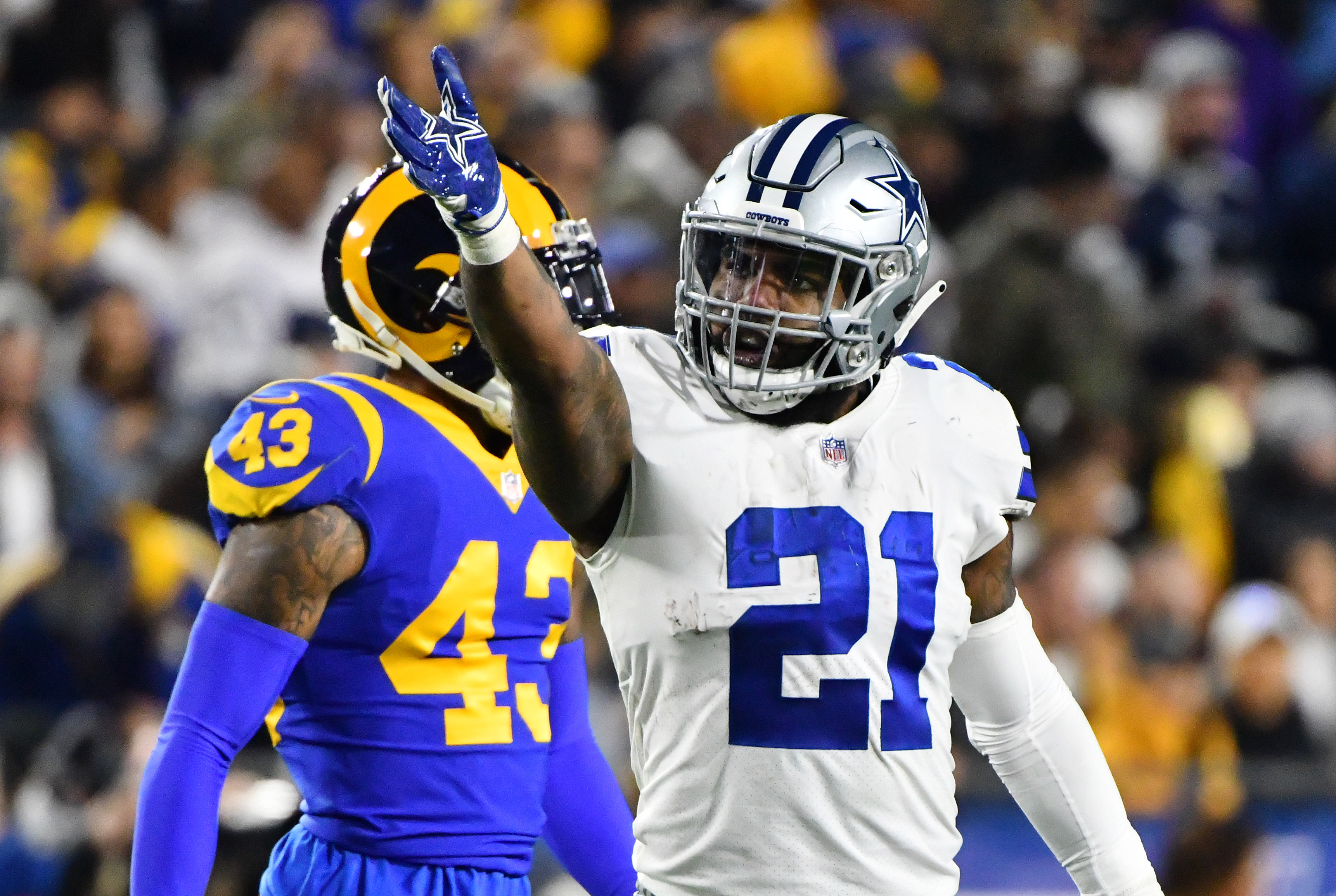 Running back and wide receiver NFL odds for 2019 season