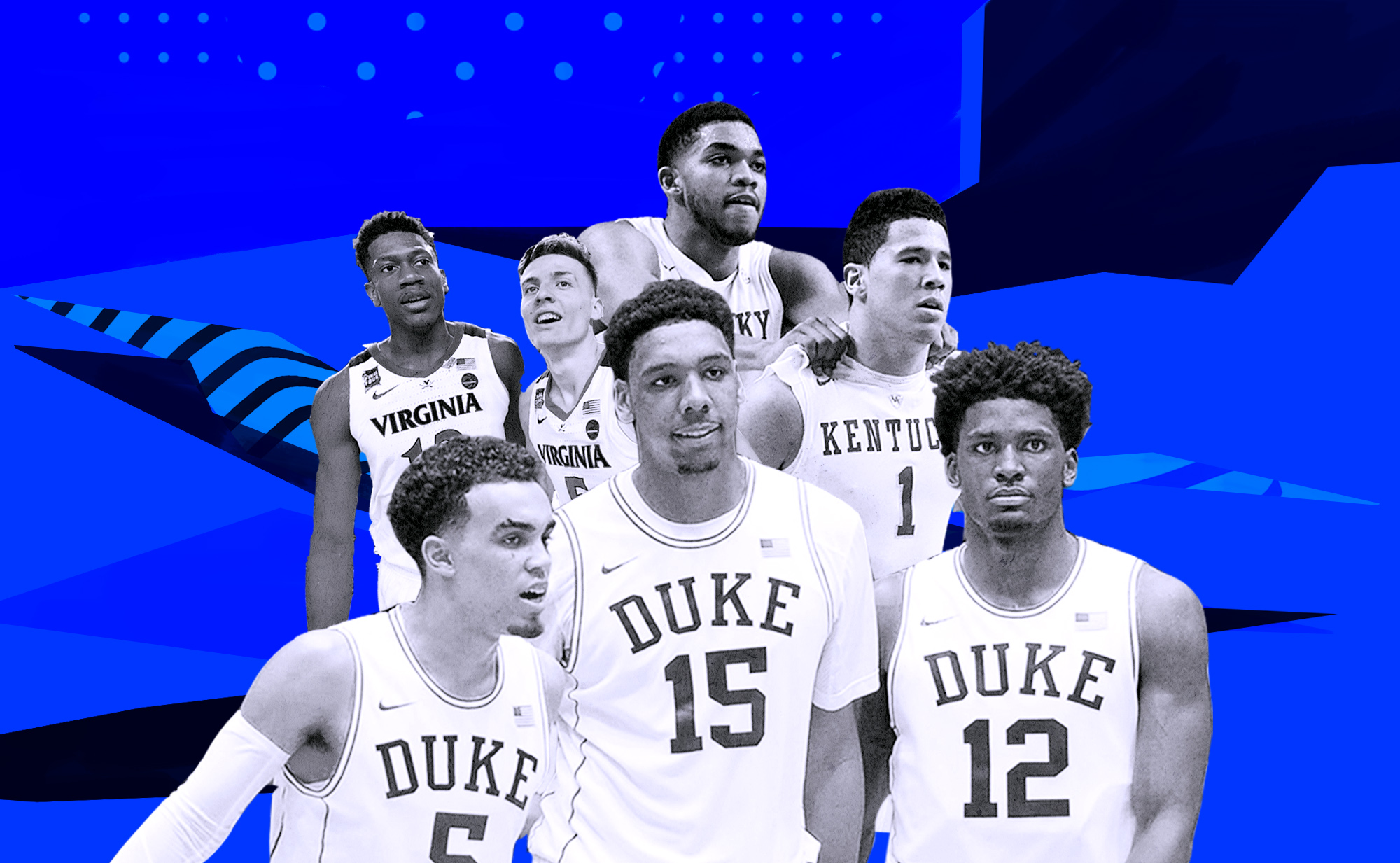 College basketball's 11 greatest recruiting classes of the decade
