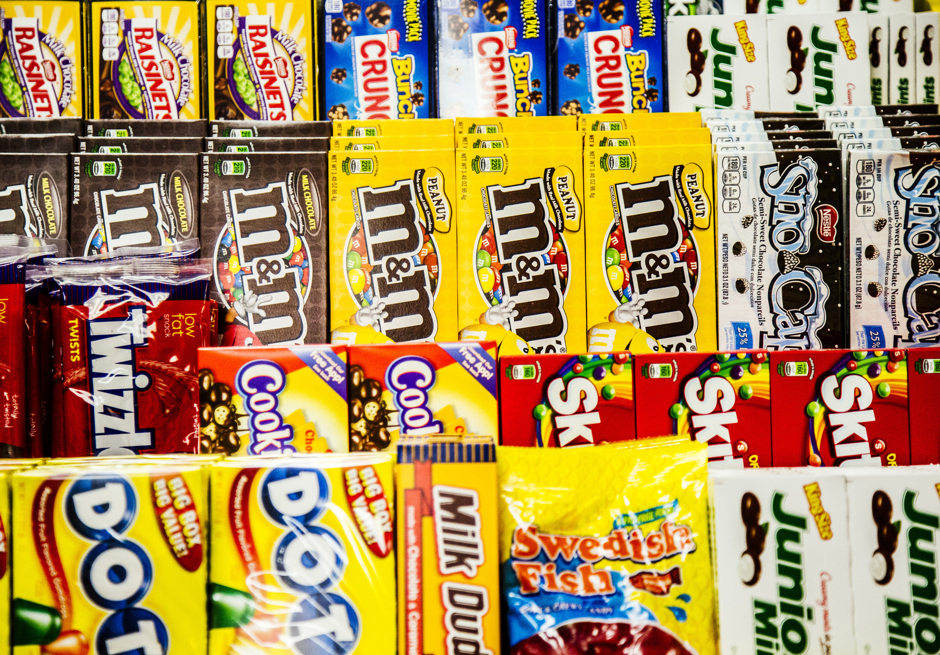 A food lawyer explains slack fill lawsuits against candy and