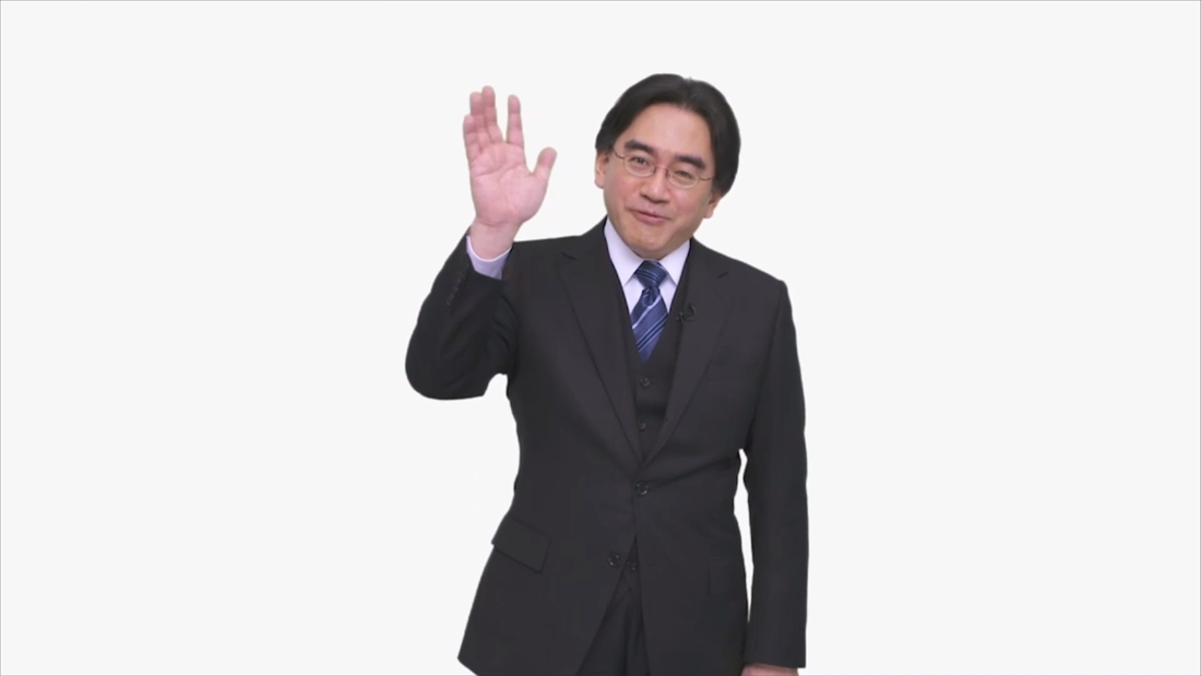 Satoru Iwata's dreams for Nintendo finally came true