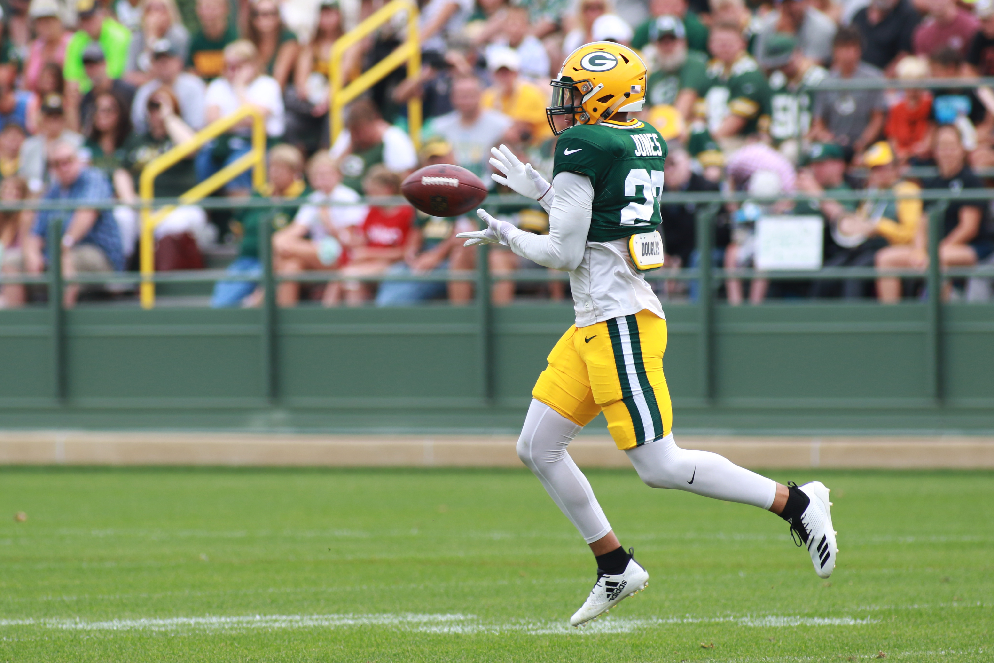 NFL: AUG 07 Packers Training Camp