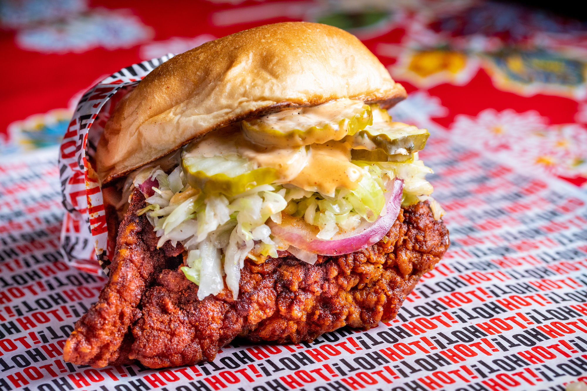 Howlin' Ray's Teases Delivery-Only Hot Chicken in West LA