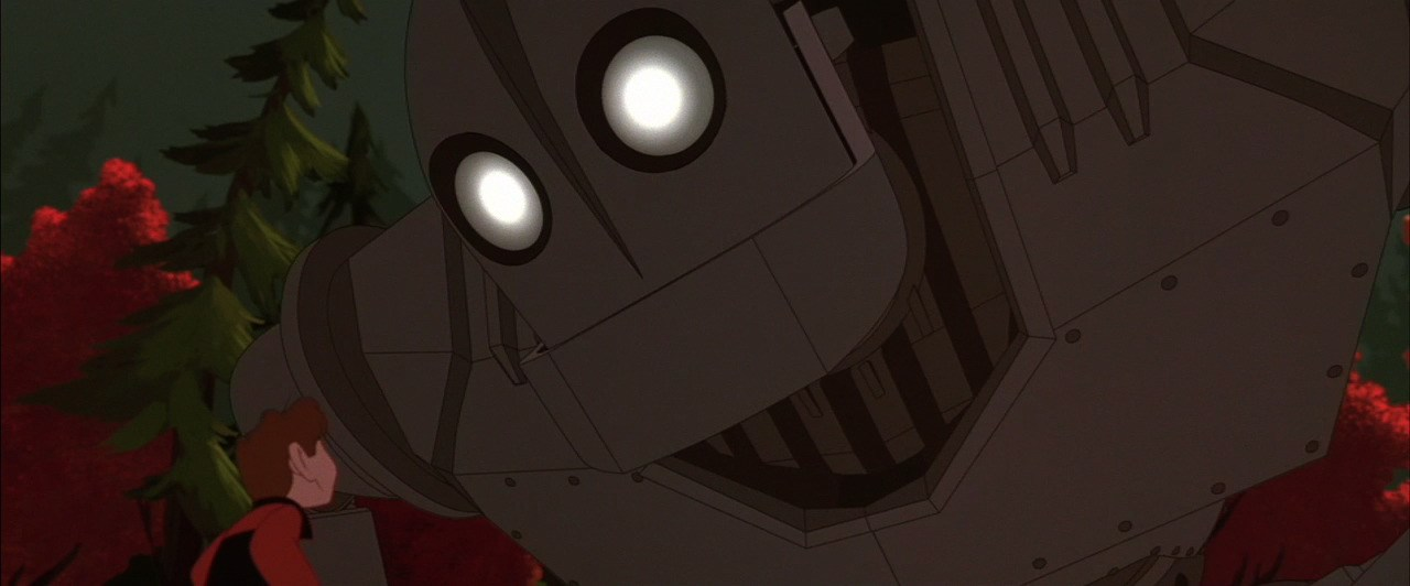 The Iron Giant is a celebration of identity