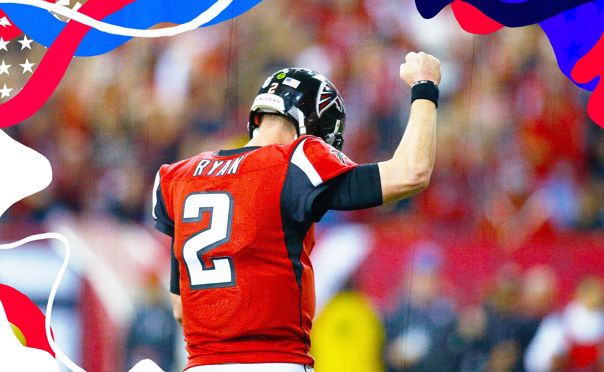 Matt Ryan is the NFL's most underappreciated quarterback