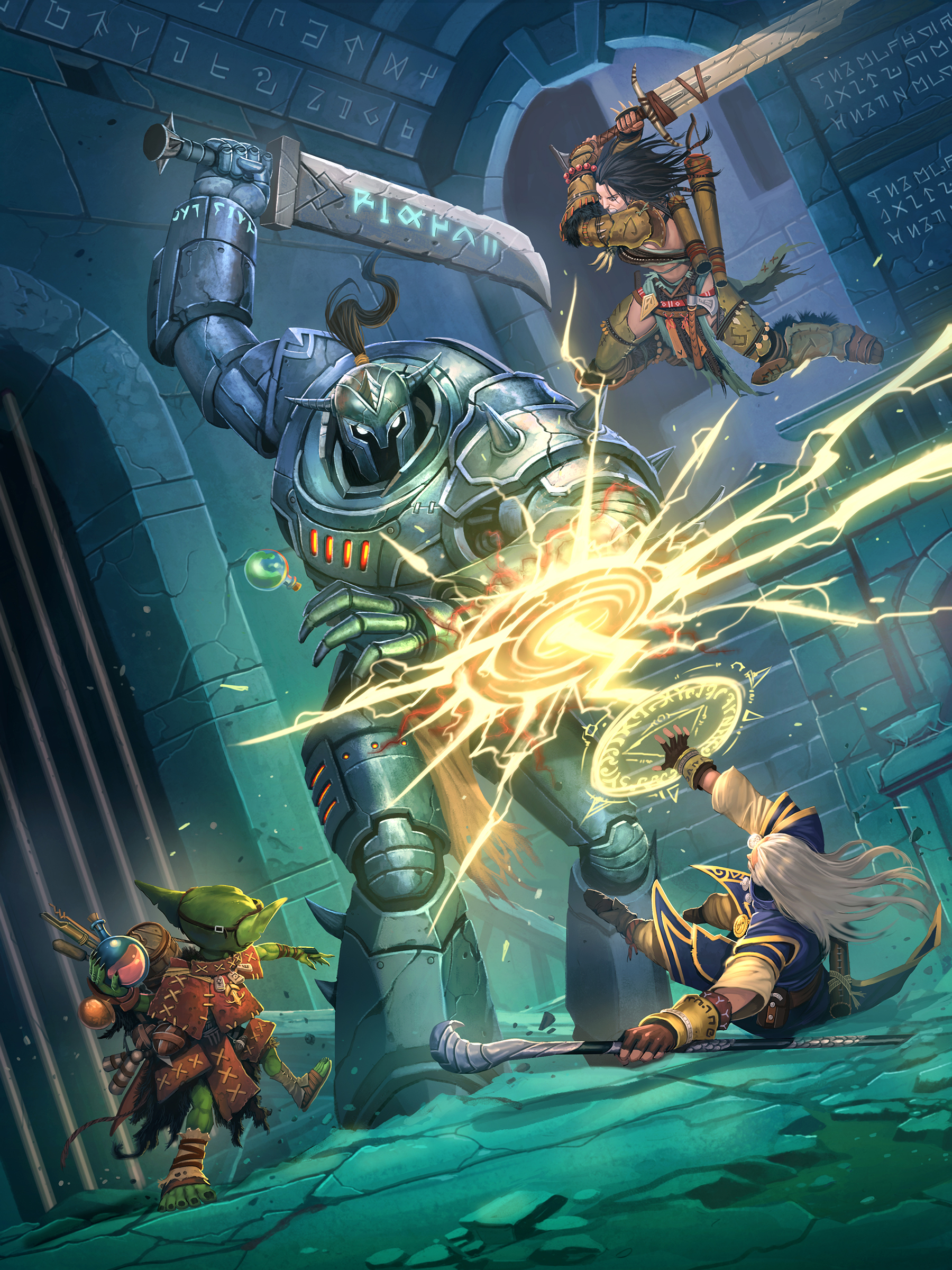 Pathfinder 2e review: Dungeons & Dragons' biggest competitor comes into its own