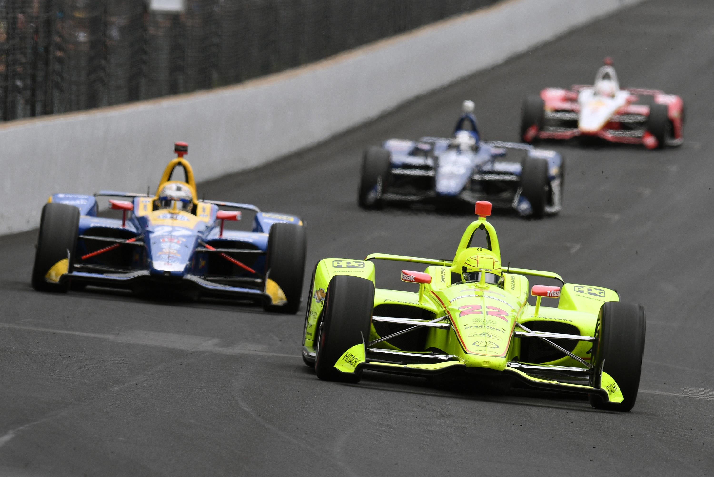 IndyCar will race 900-horsepower hybrid cars starting in