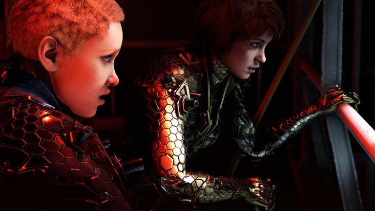 Wolfenstein: Youngblood's story of sisters is a missed opportunity