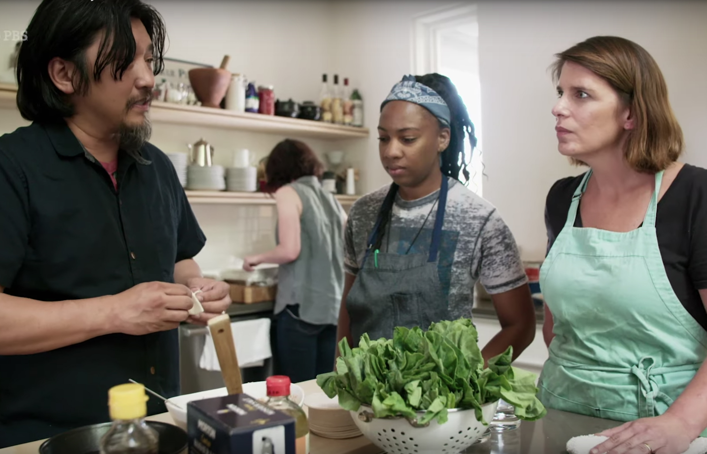 """Vivian Howard and Ed Lee on """"South by Somewhere"""""""