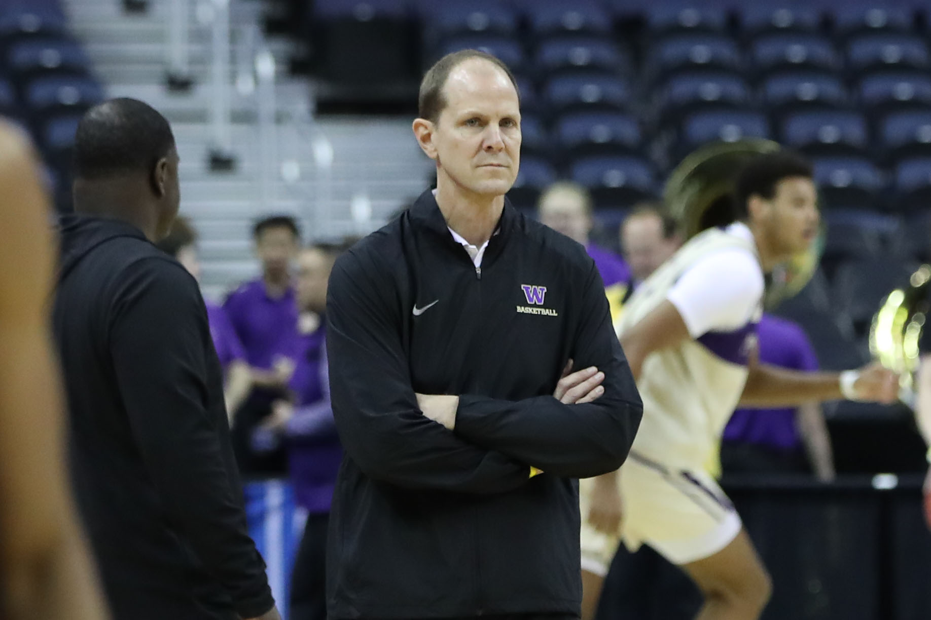 NCAA Basketball: NCAA Tournament-Columbus Practice