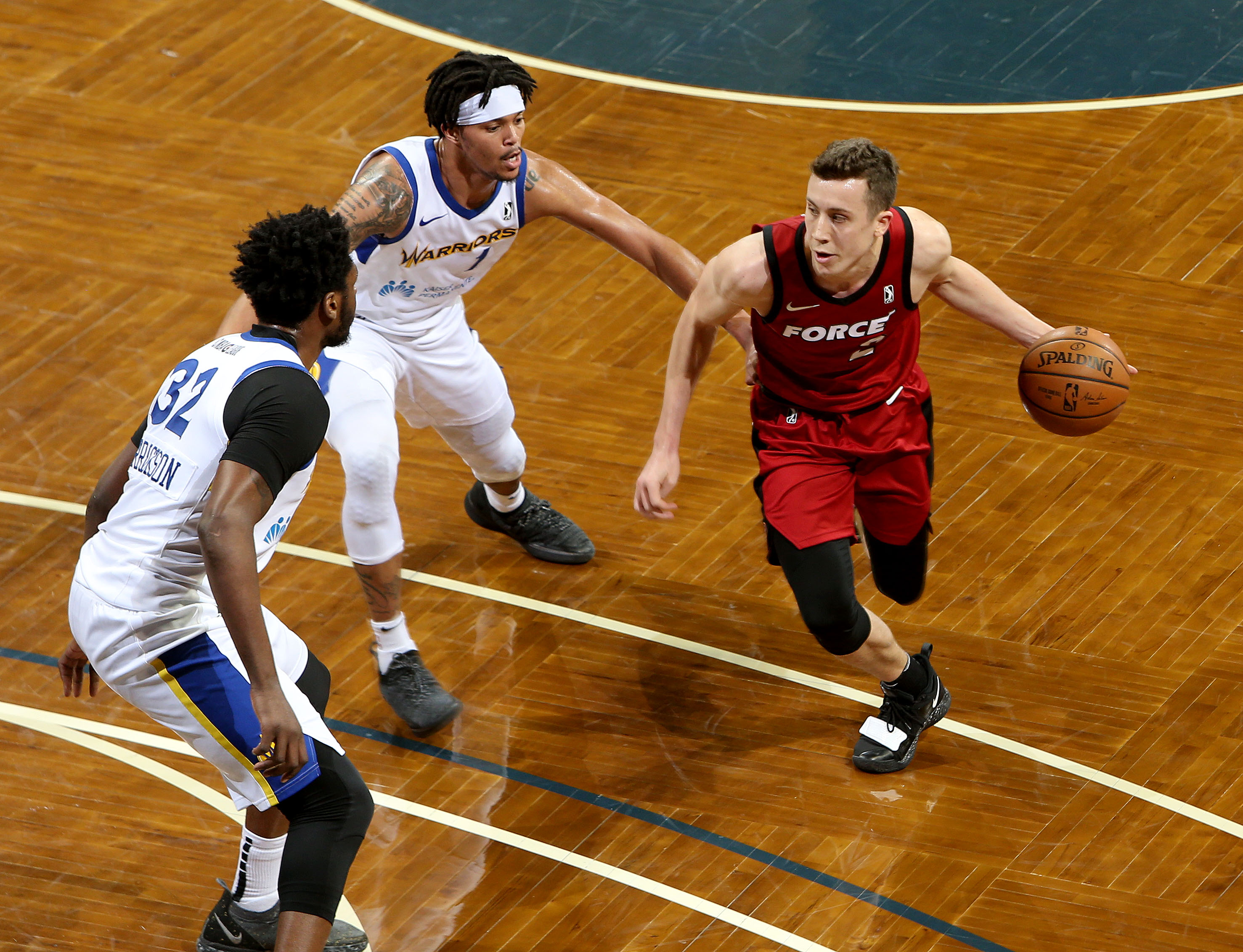 Santa Cruz Warriors v Sioux Falls Skyforce