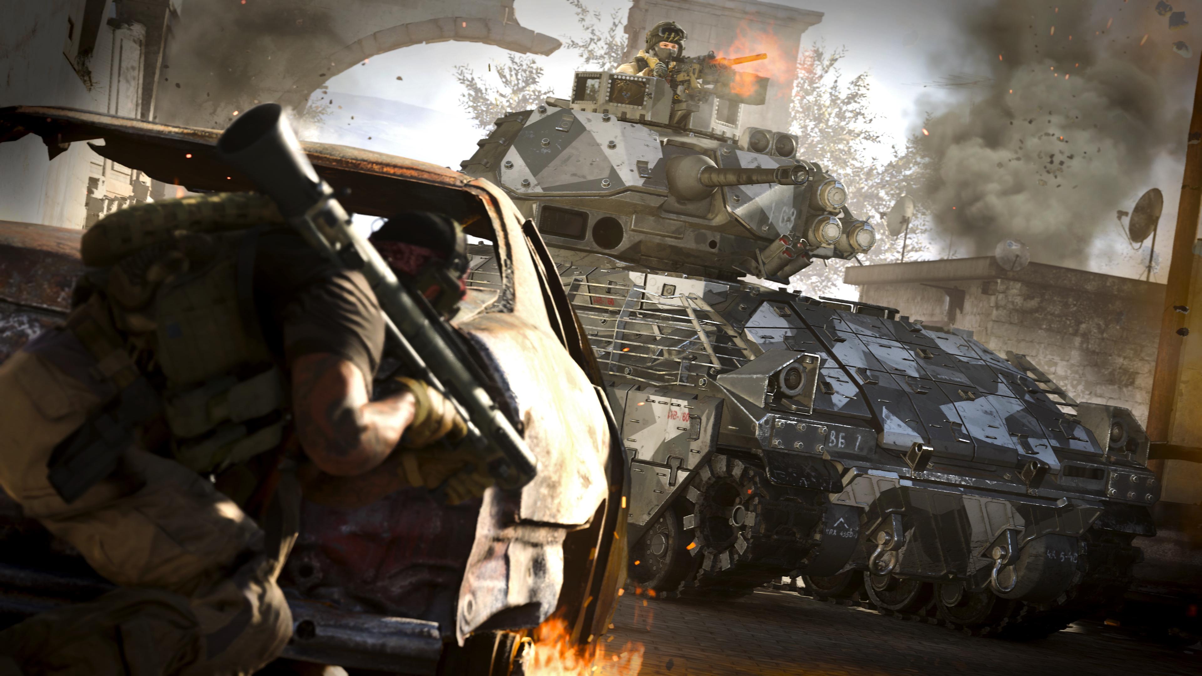 Call of Duty: Modern Warfare crossplay multiplayer beta