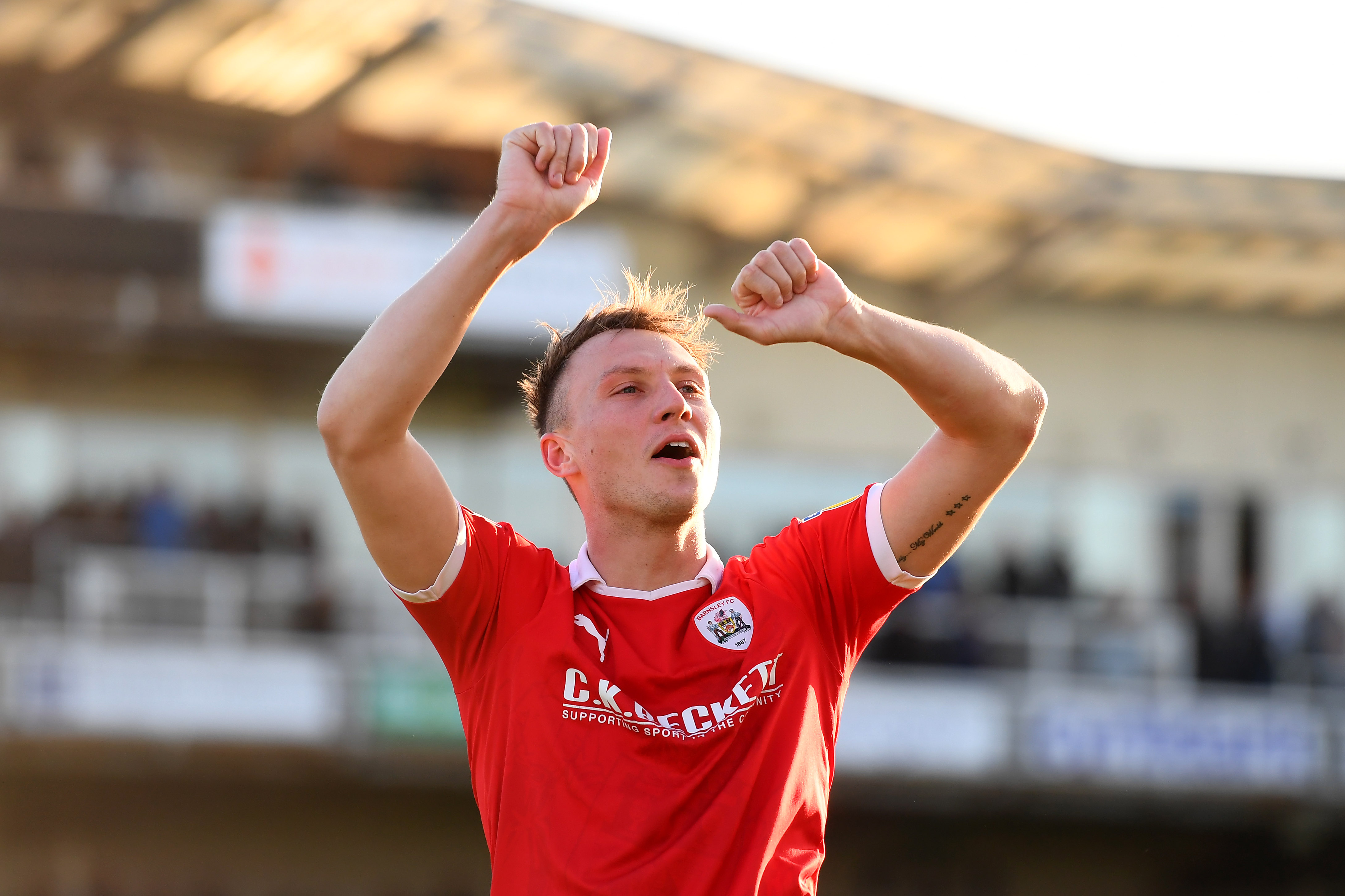 Bristol Rovers v Barnsley - Sky Bet League One
