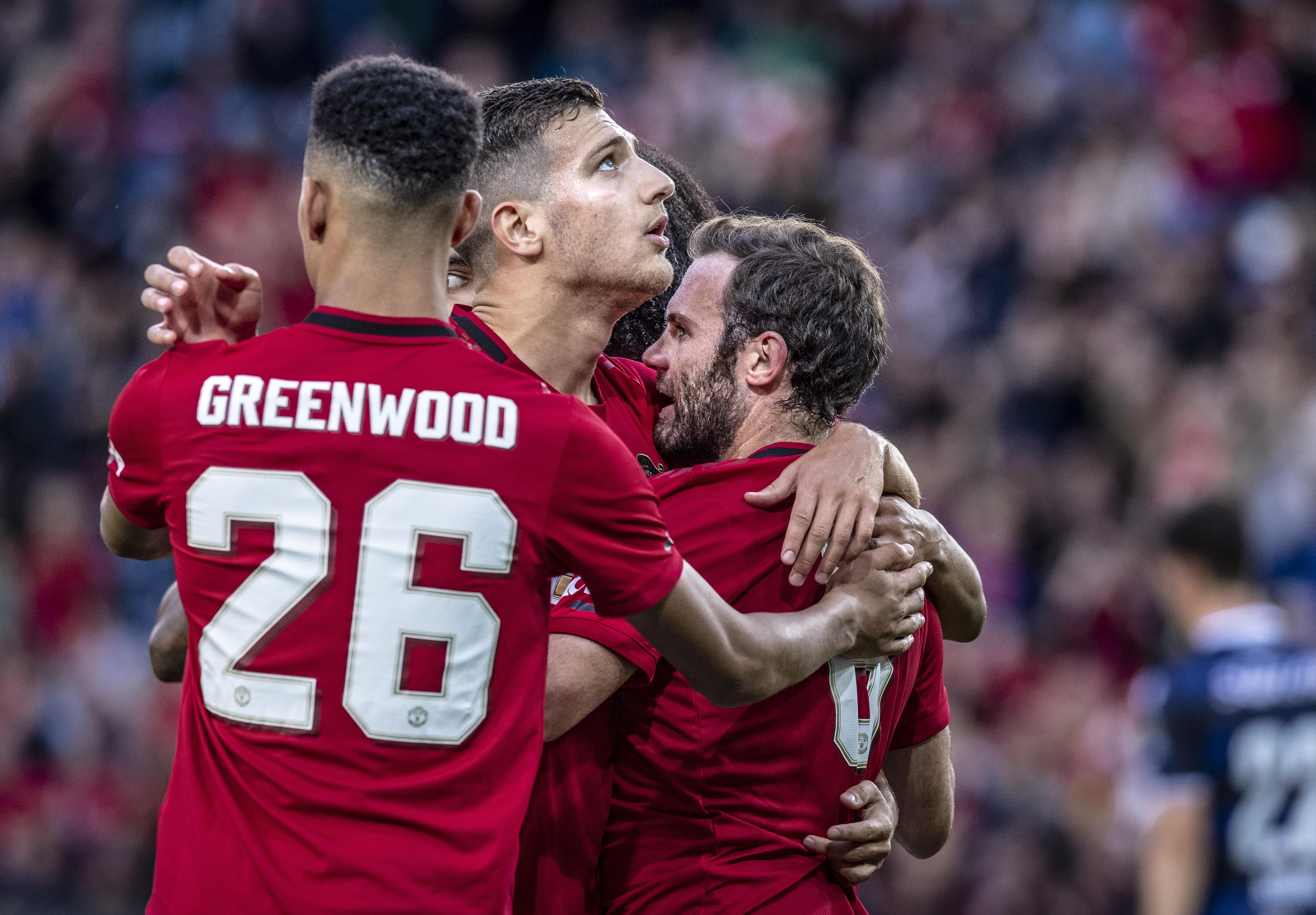 Kristiansund BK v Manchester United - Pre-Season Friendly