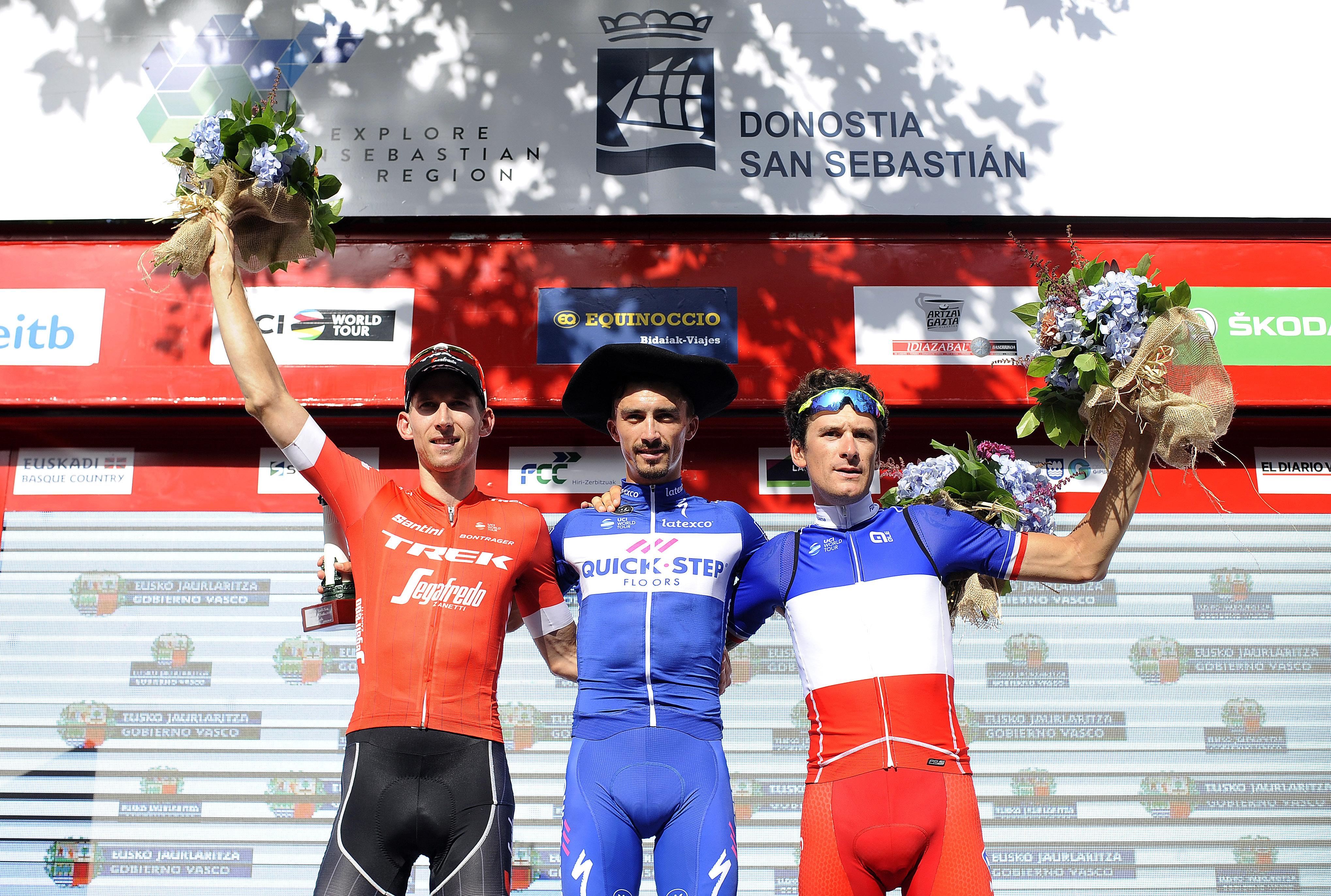 Cycling: 38th Clasica de San Sebastian 2018