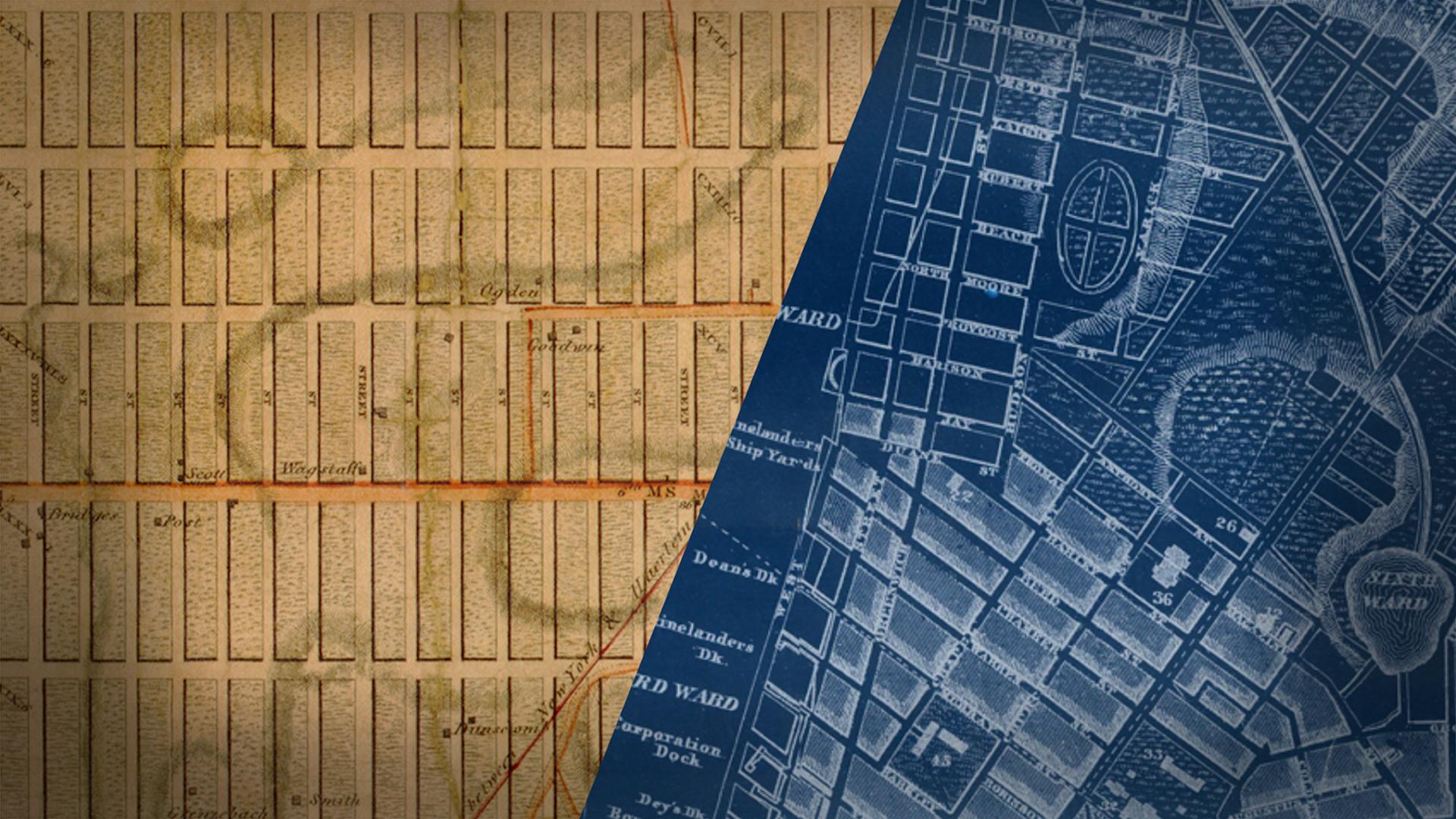 Manhattan city plans