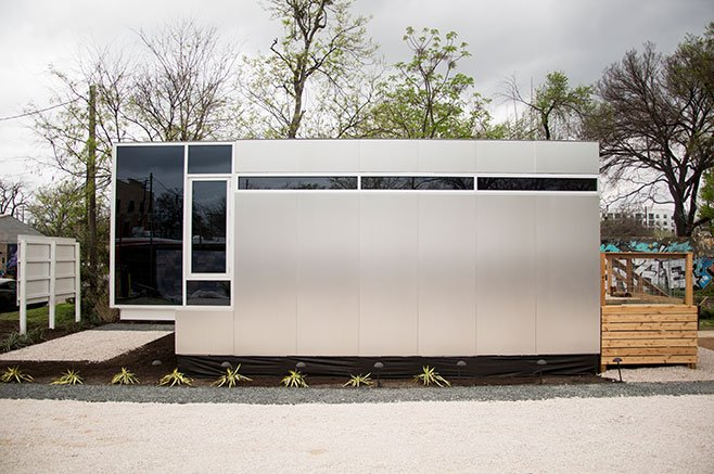 New Kasita owners repurpose tiny prefab houses for hospitality concept