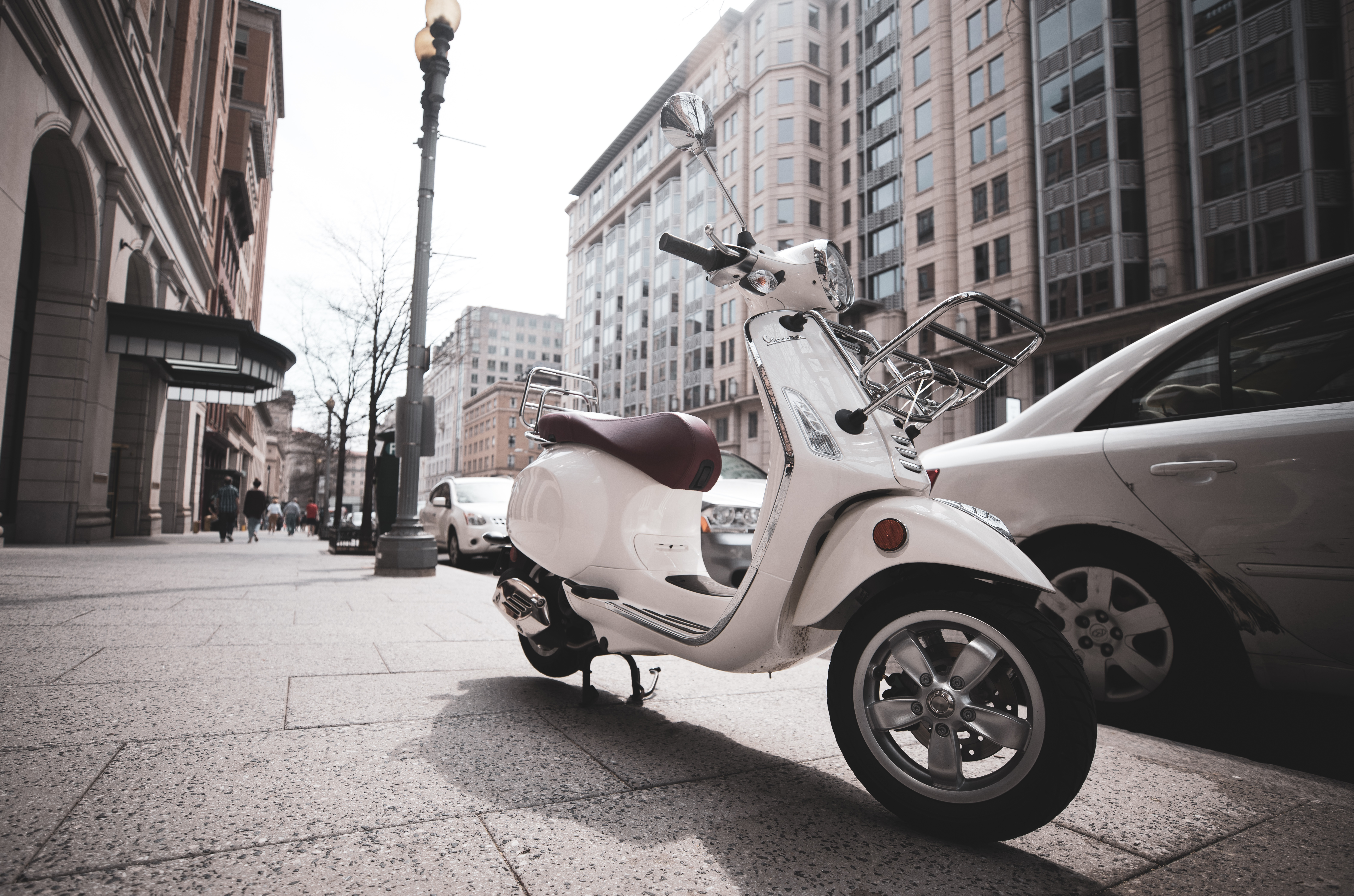 DC will permit shared mopeds on city streets under a new