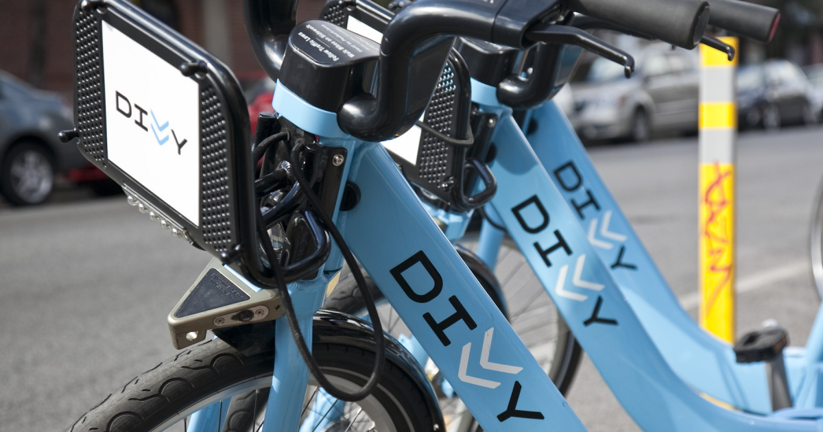 Divvy, an operation of the Lyft-owned Motivate, is at the center of contention between the two competing companies.