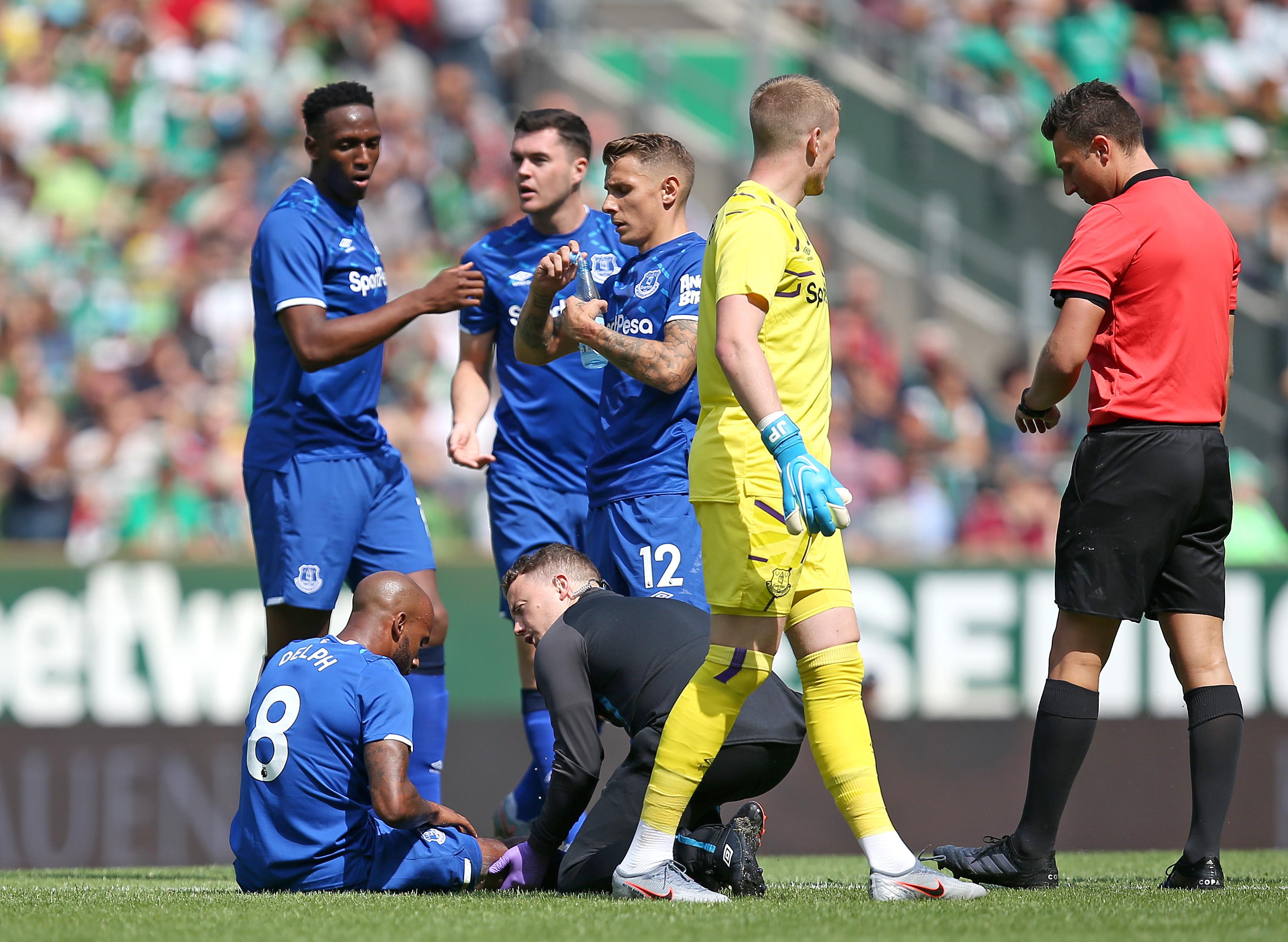 SV Werder Bremen v FC Everton - Pre-Season Friendly