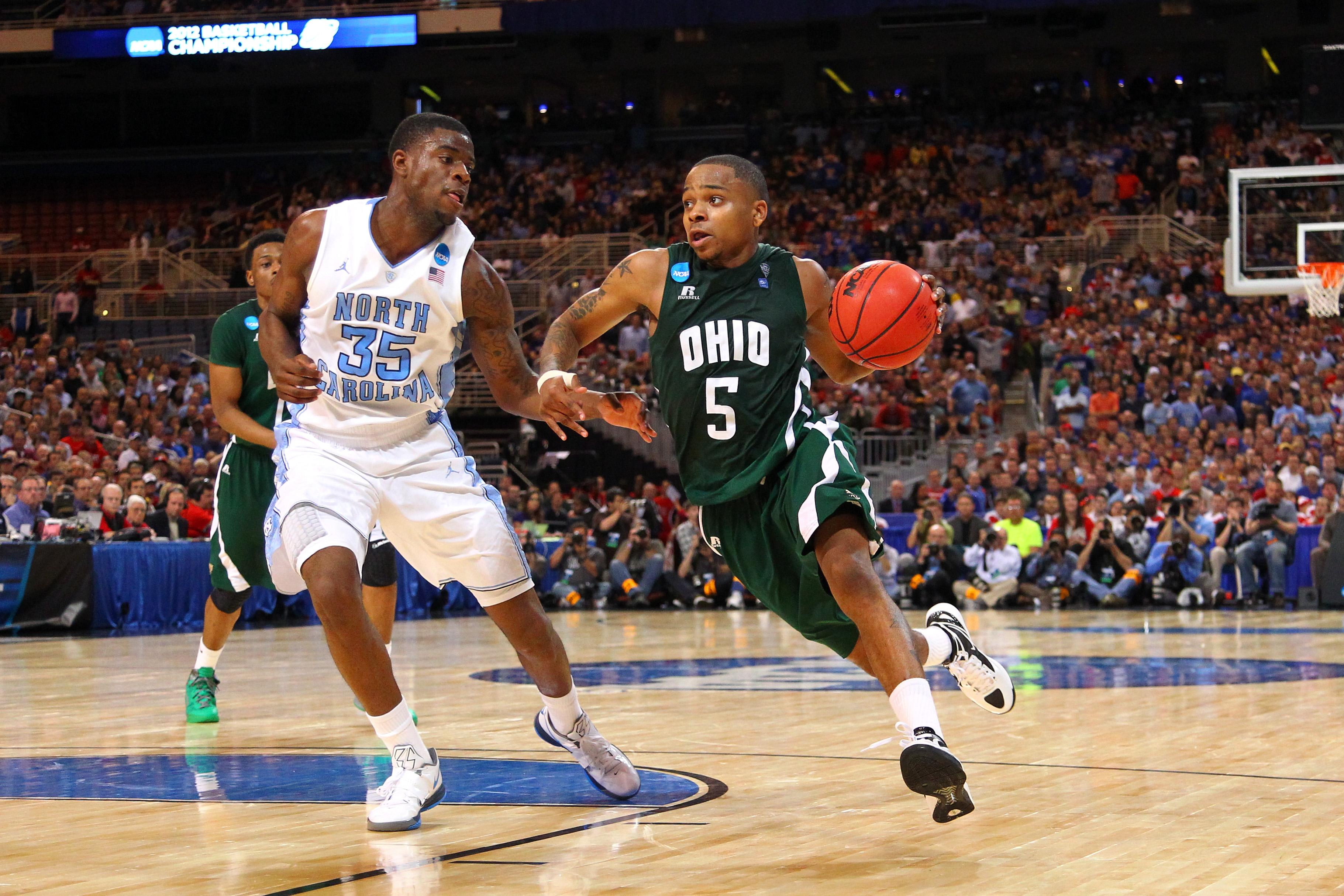 NCAA Basketball Tournament - Ohio v North Carolina