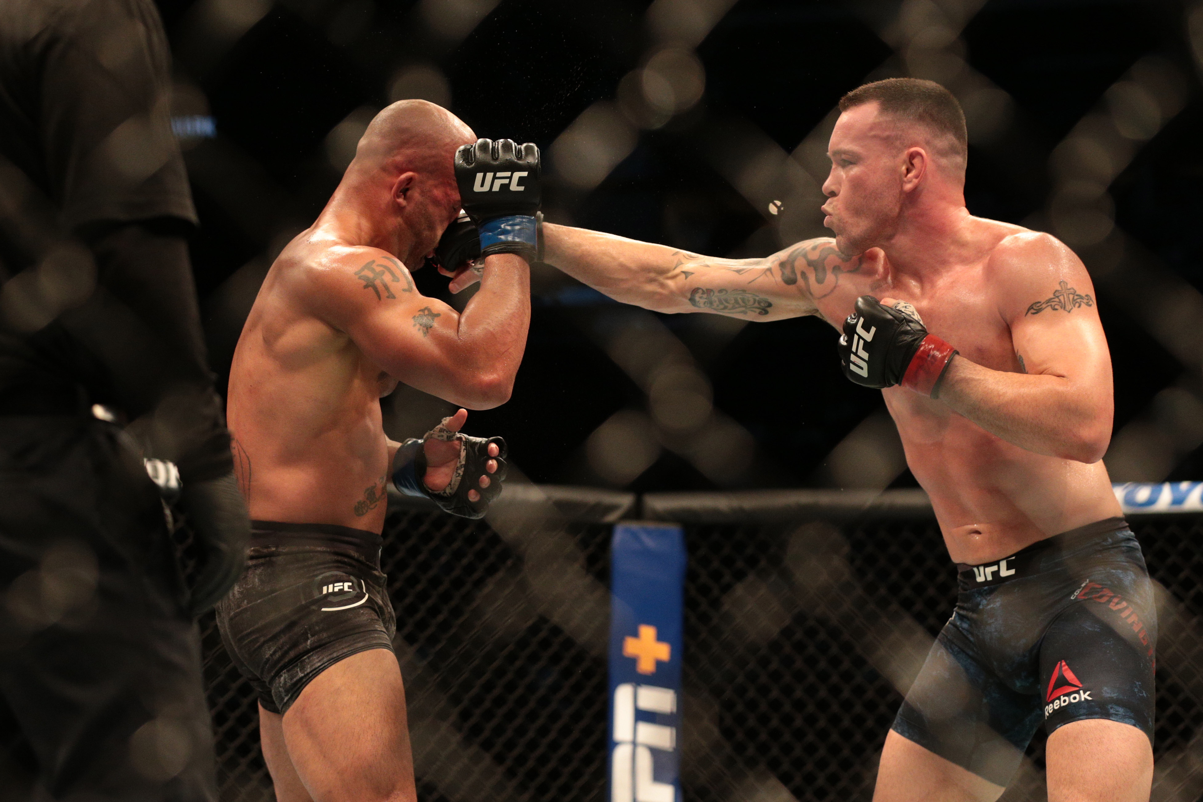 UFC on ESPN 5 in Tweets: Pros react to Colby Covington's