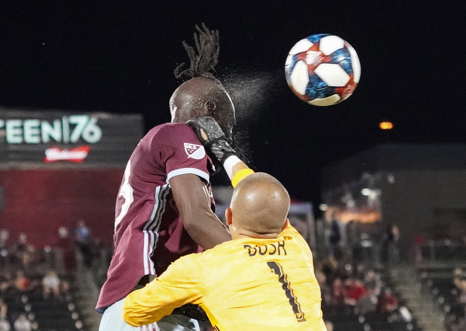 MLS: Montreal Impact at Colorado Rapids