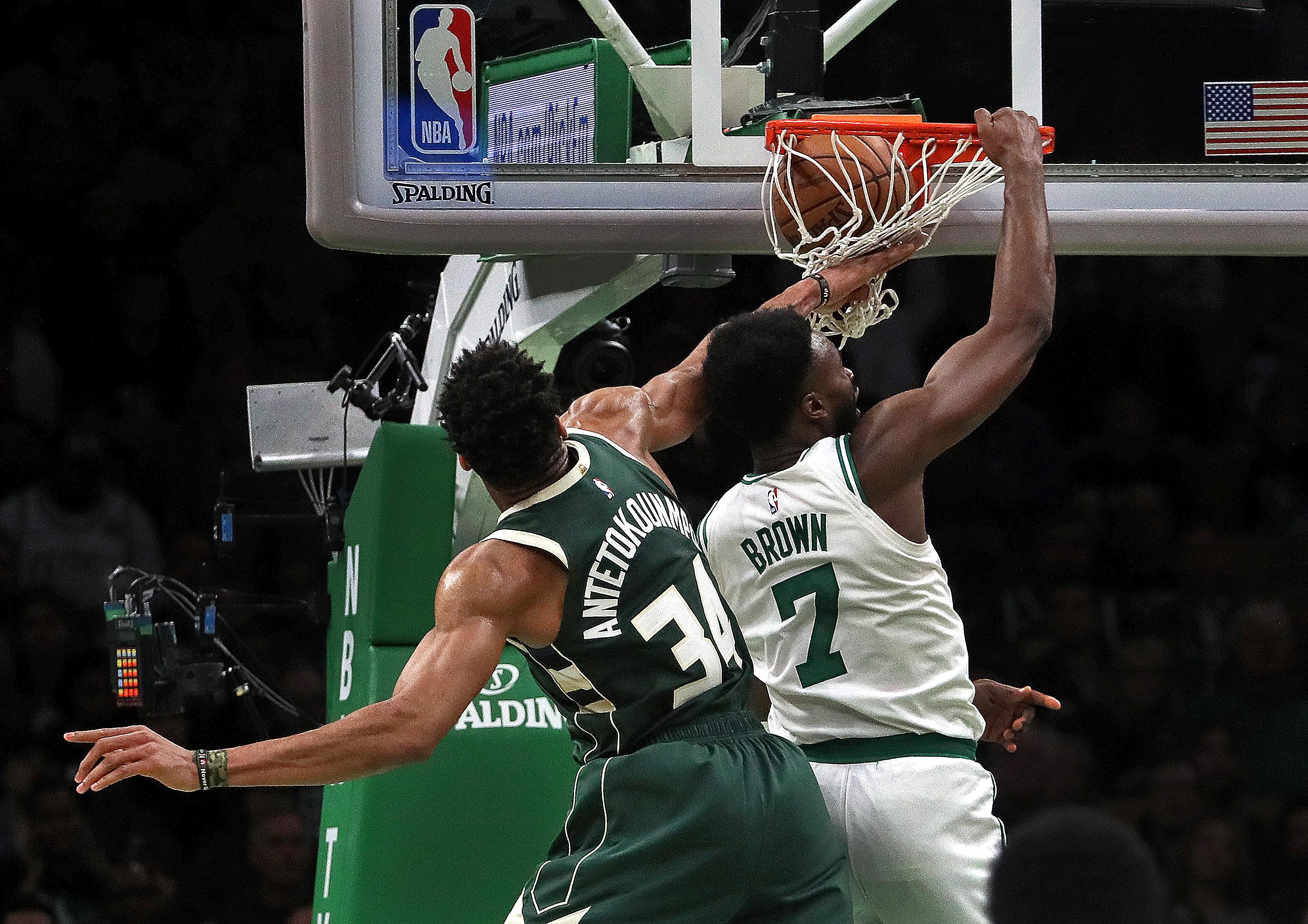 2019 NBA Playoffs: Milwaukee Bucks Vs Boston Celtics At TD Garden