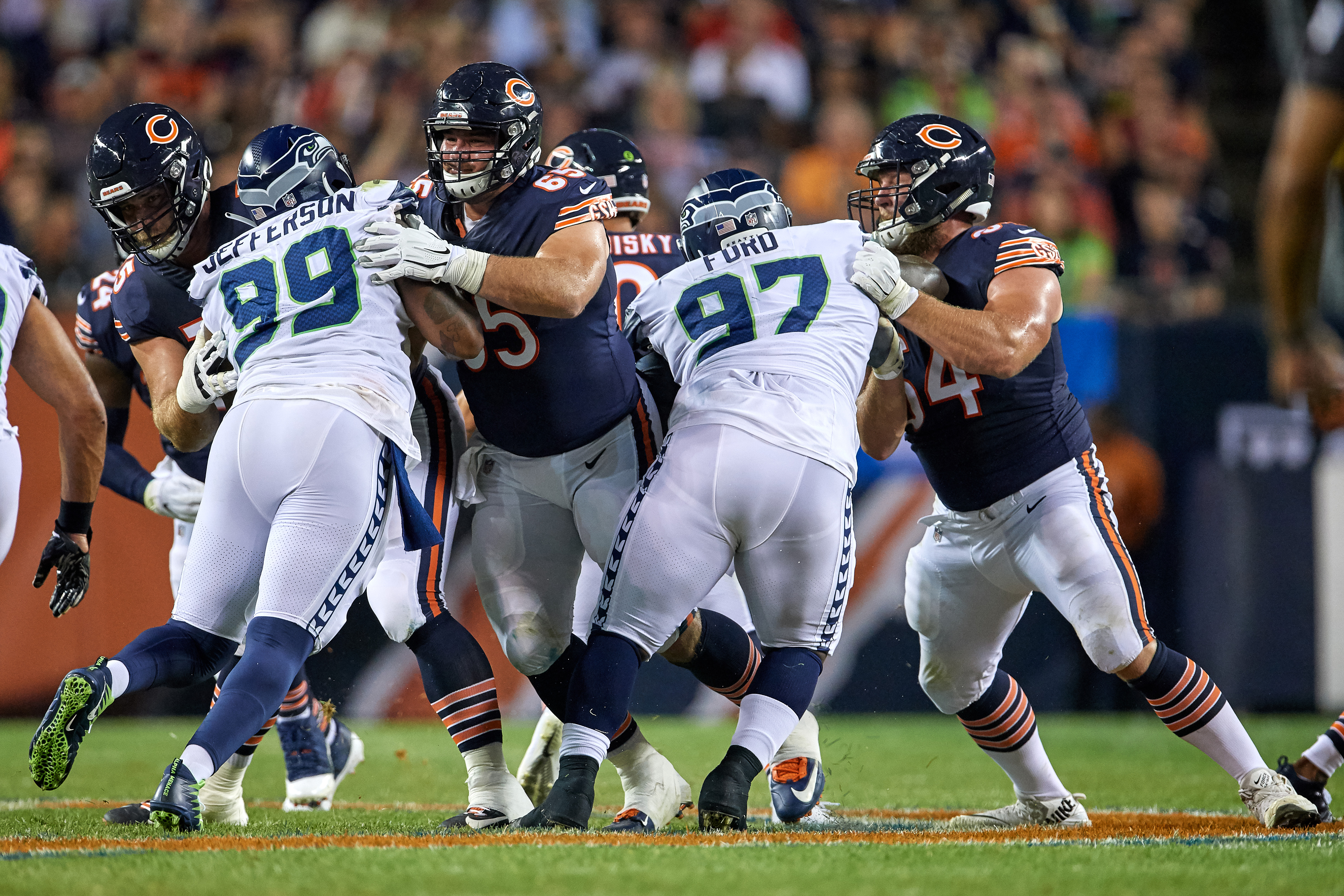 Seahawks News 8/4: Can Poona Ford Step Up for Seahawks in