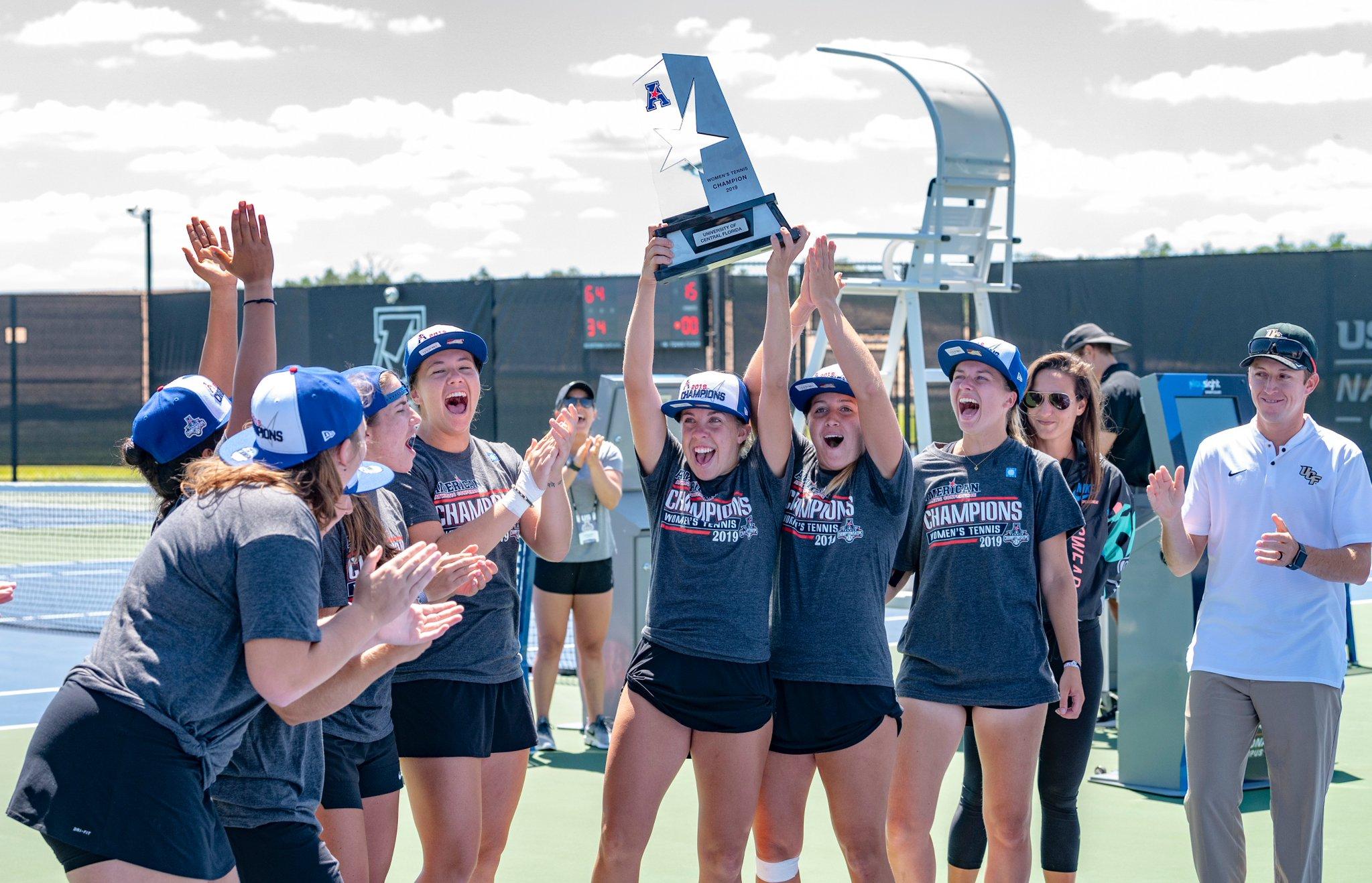 UCF Women's Tennis