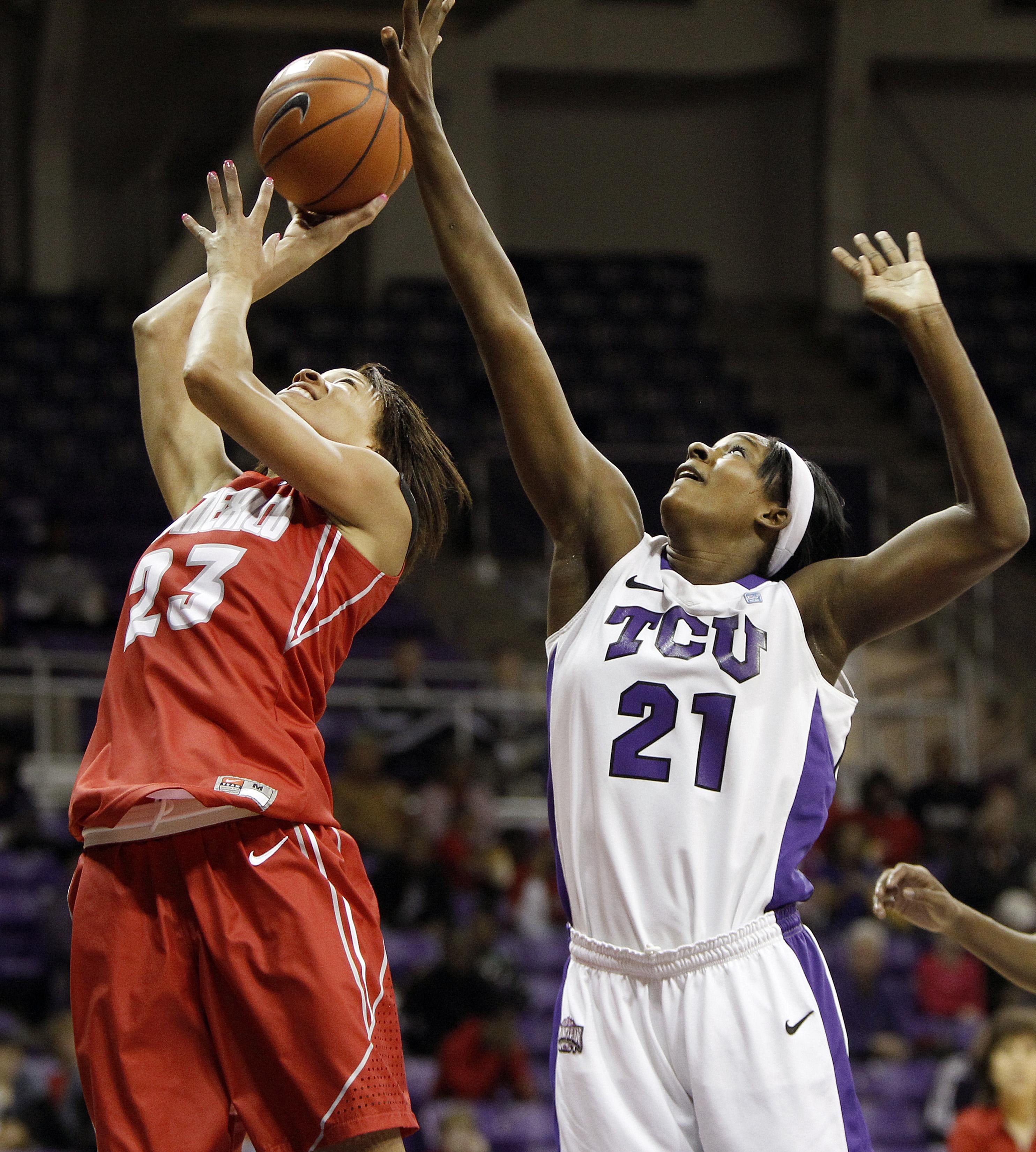 New Mexico v TCU Women's Basketball