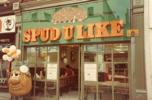 Flipboard: Baked Potato Specialist Closes Down 37
