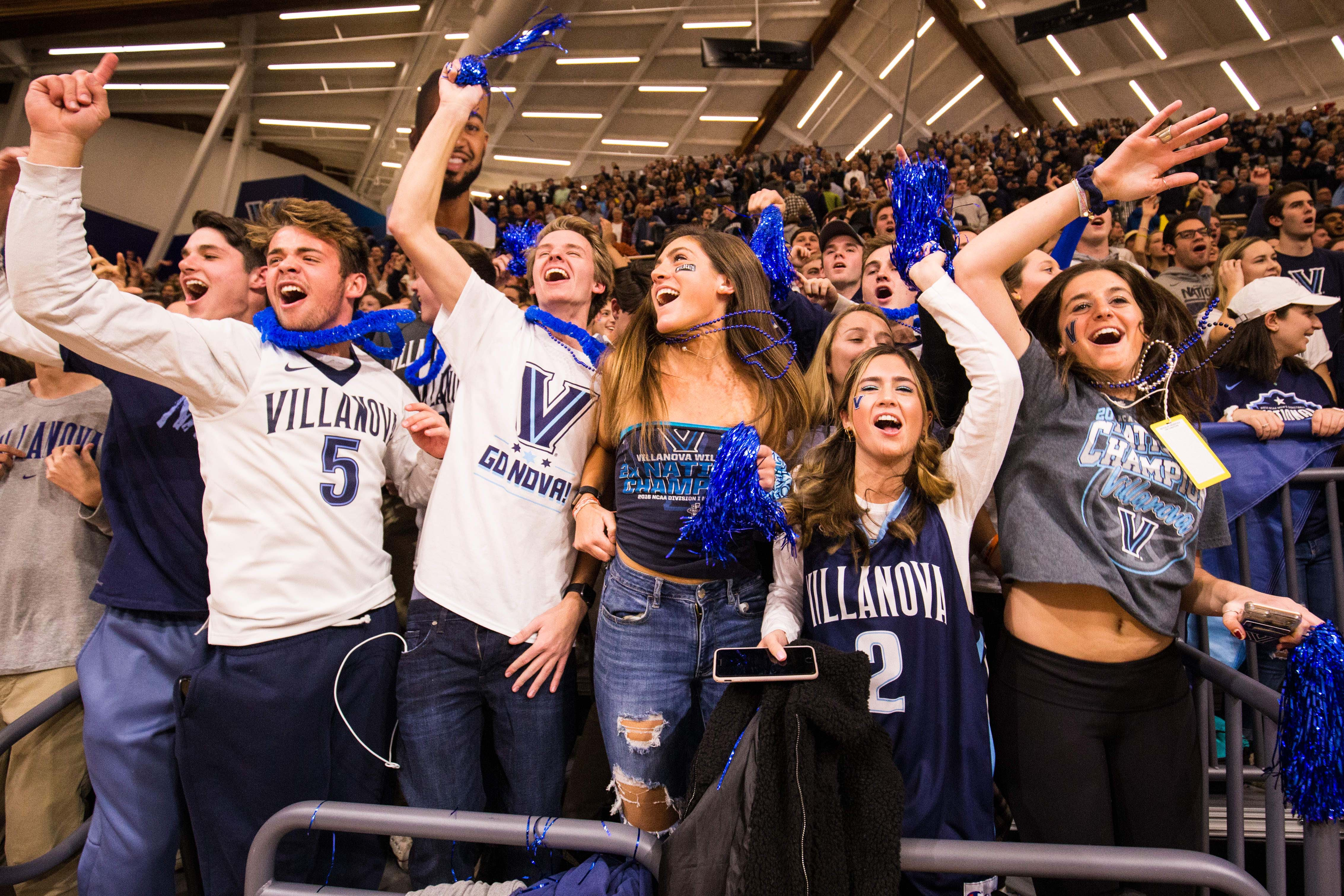 NCAA Basketball: Michigan at Villanova