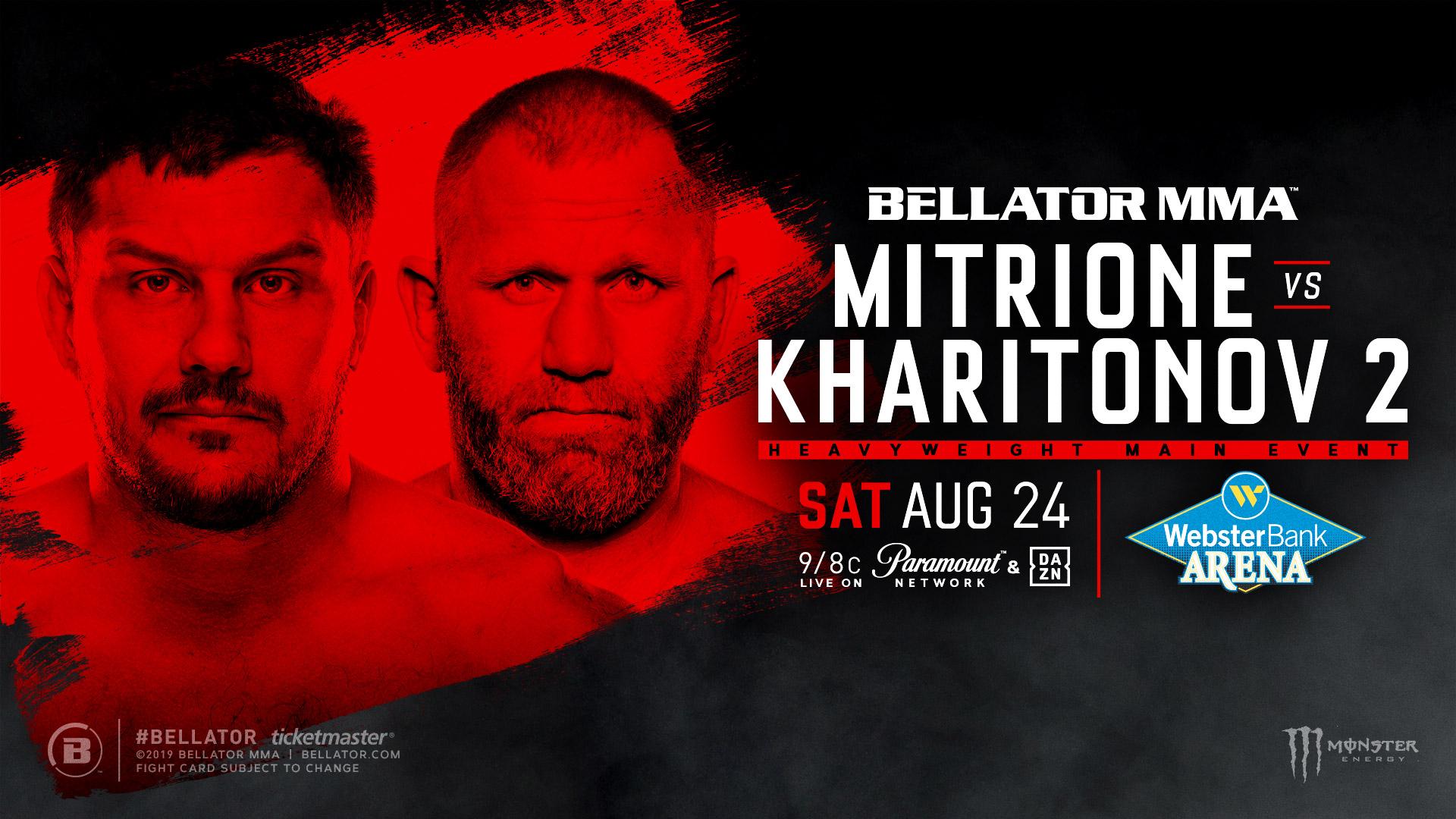 Bellator MMA News & Results - MMAmania com
