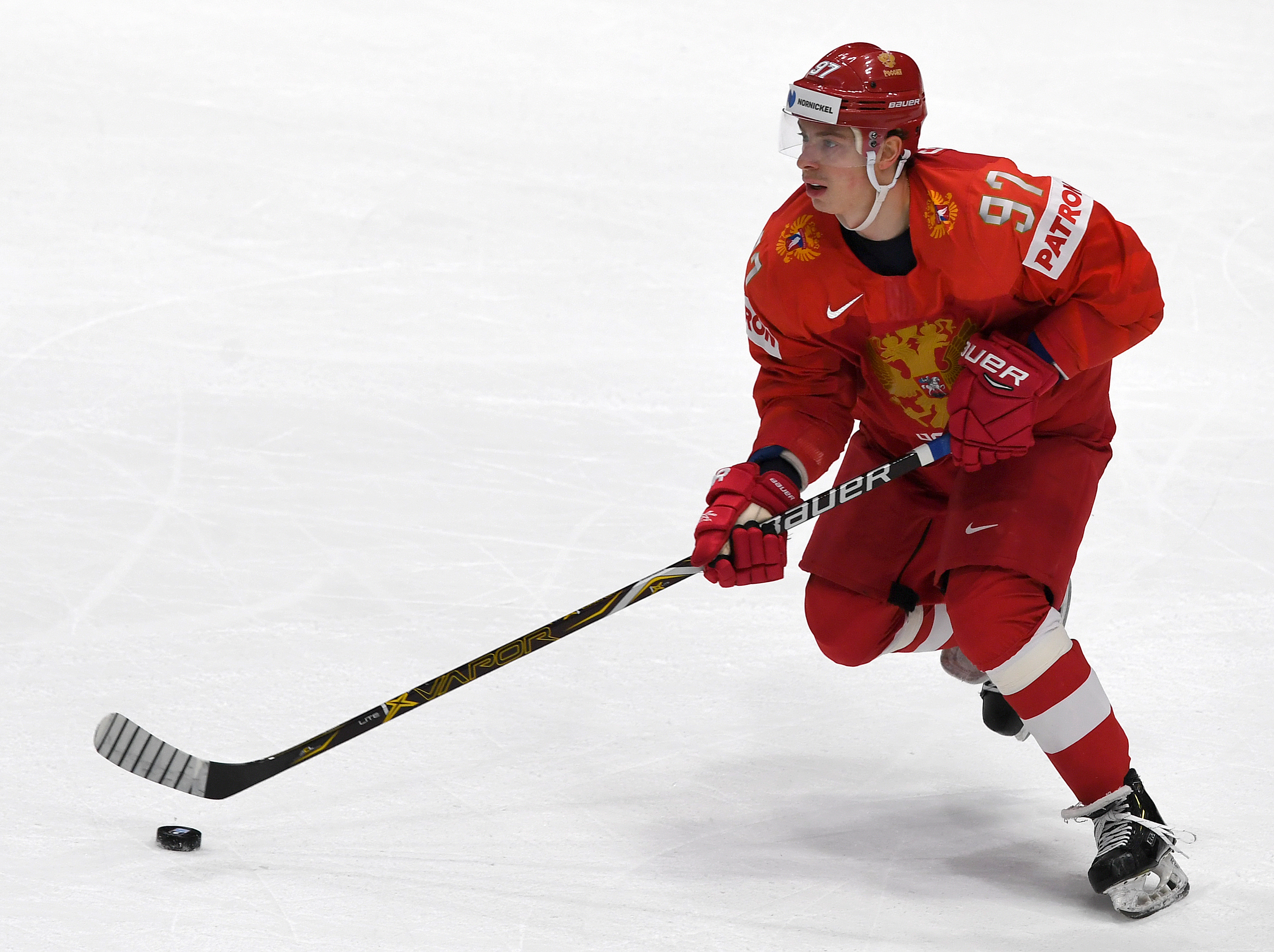 Ice Hockey WM: Russia - USA