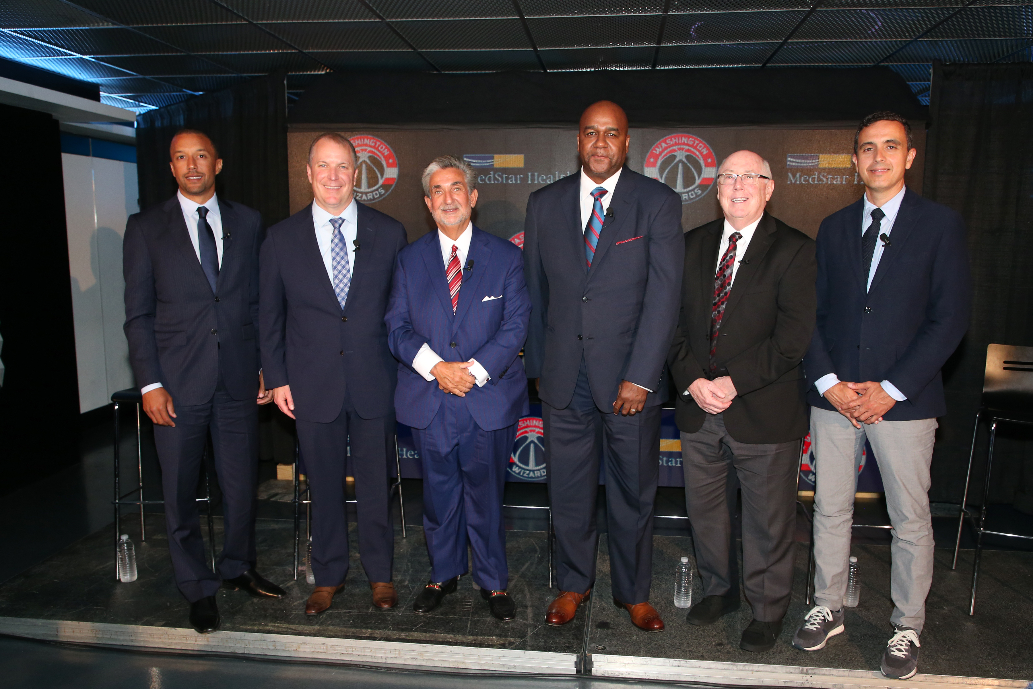 Monumental Basketball Introductory Press Conference